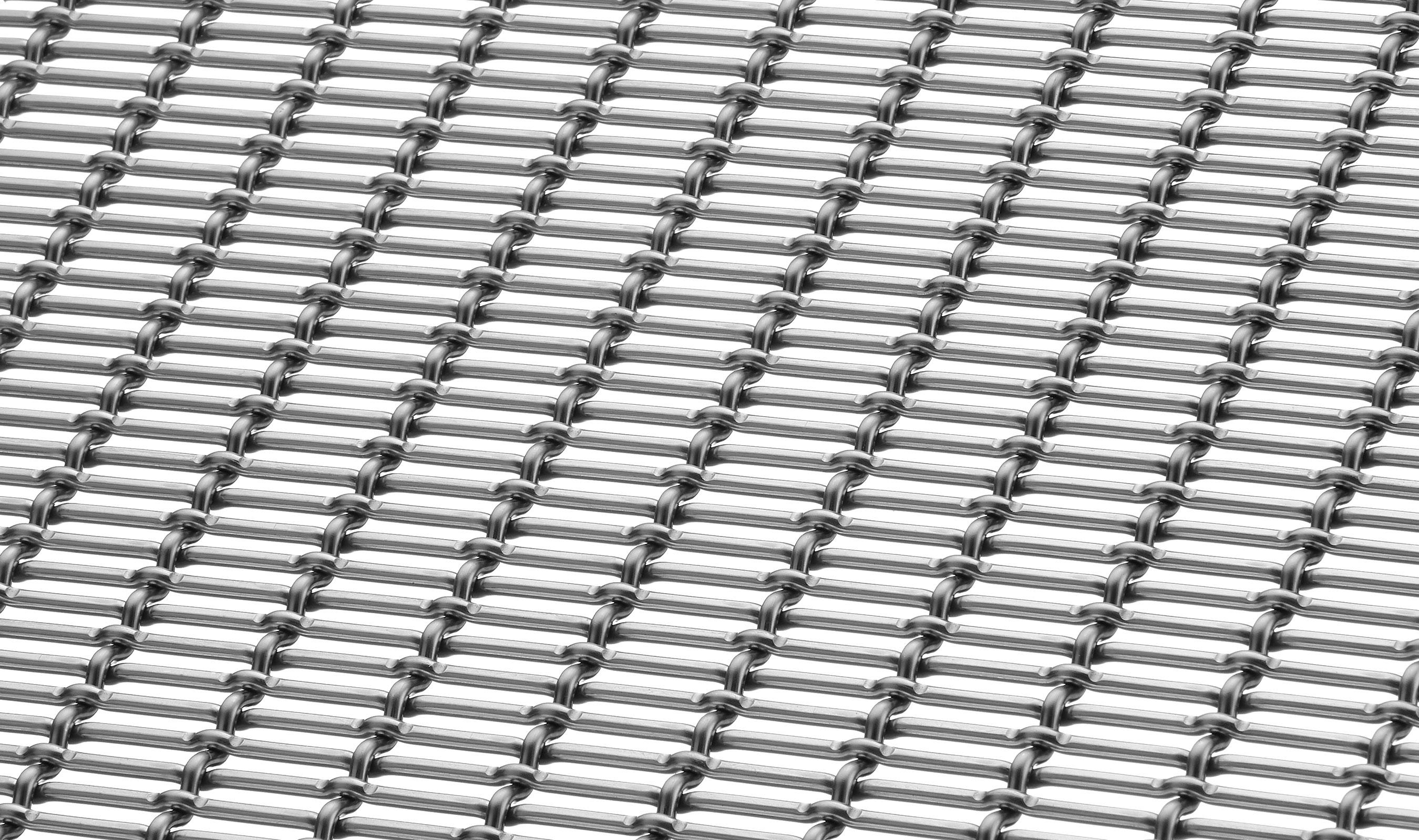 LPZ-62 stainless steel architectural wire mesh