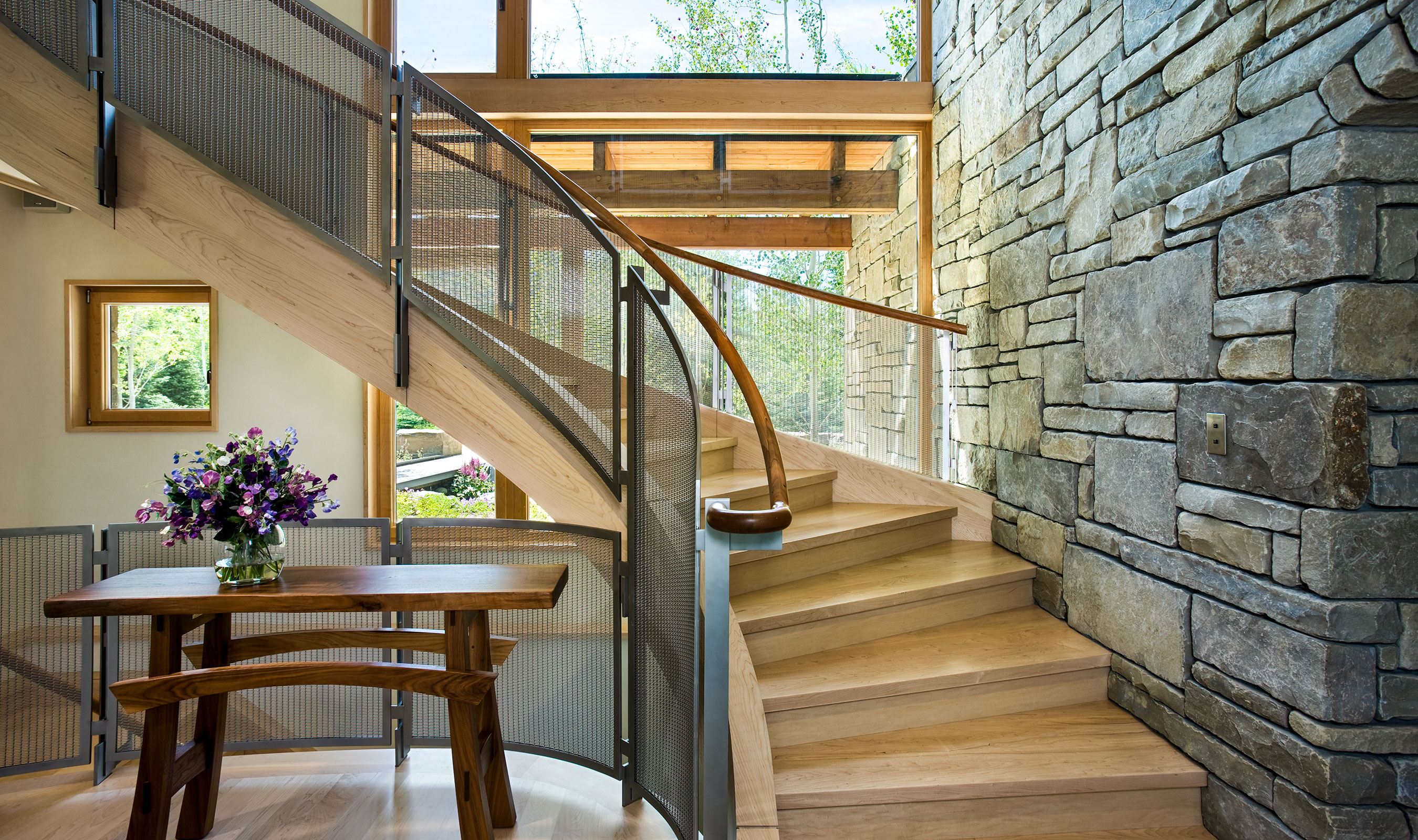 M13Z-293 Staircase