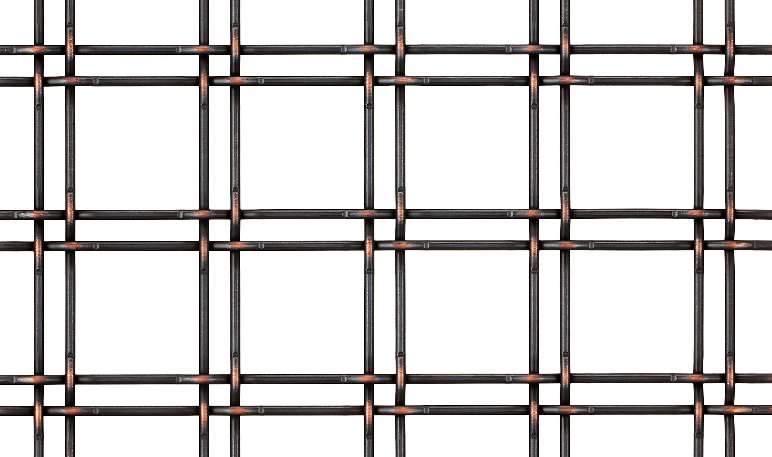 M22-27 Black Copper Plated