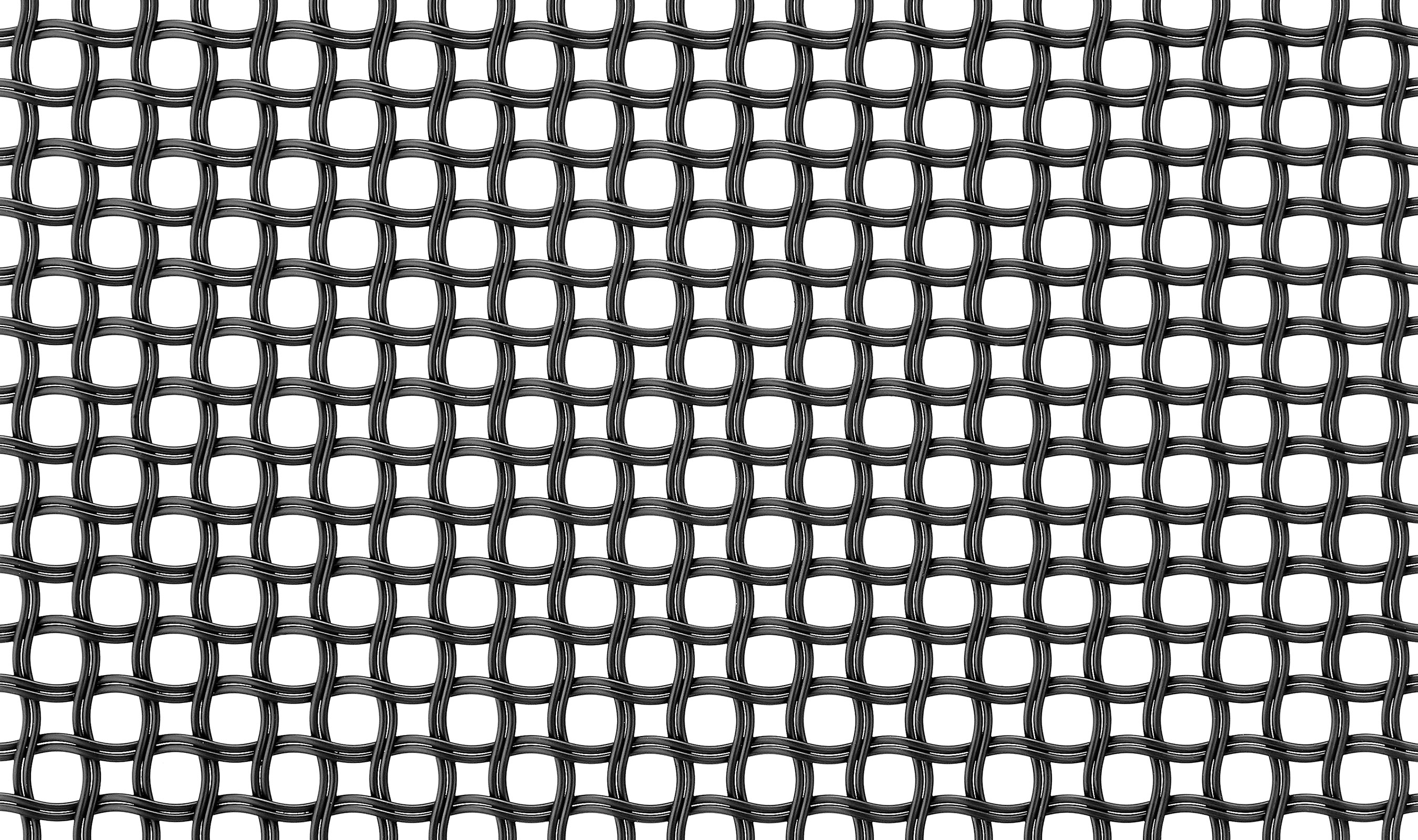 M22-83 Decorative mesh in Dark Oxide Plated finish