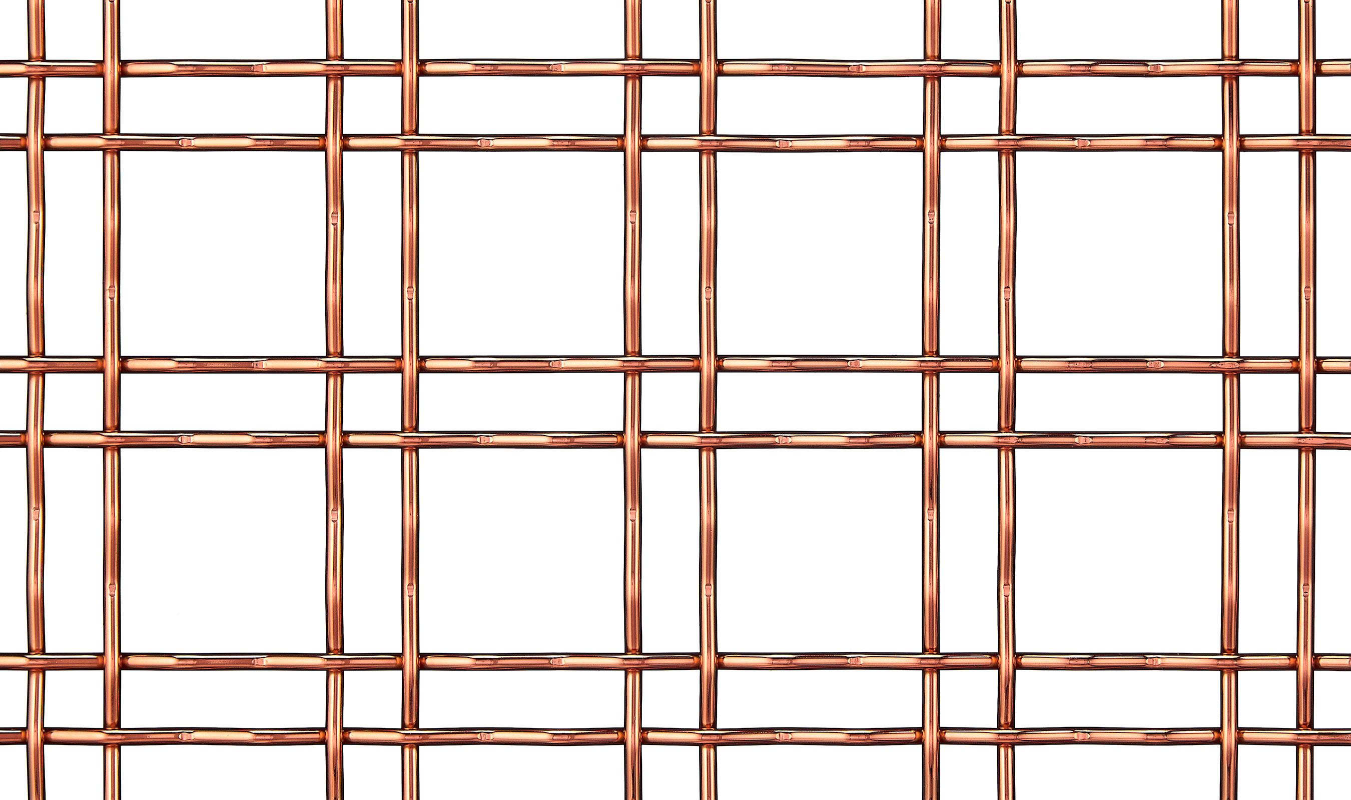 M22-8 Bright Copper Plated