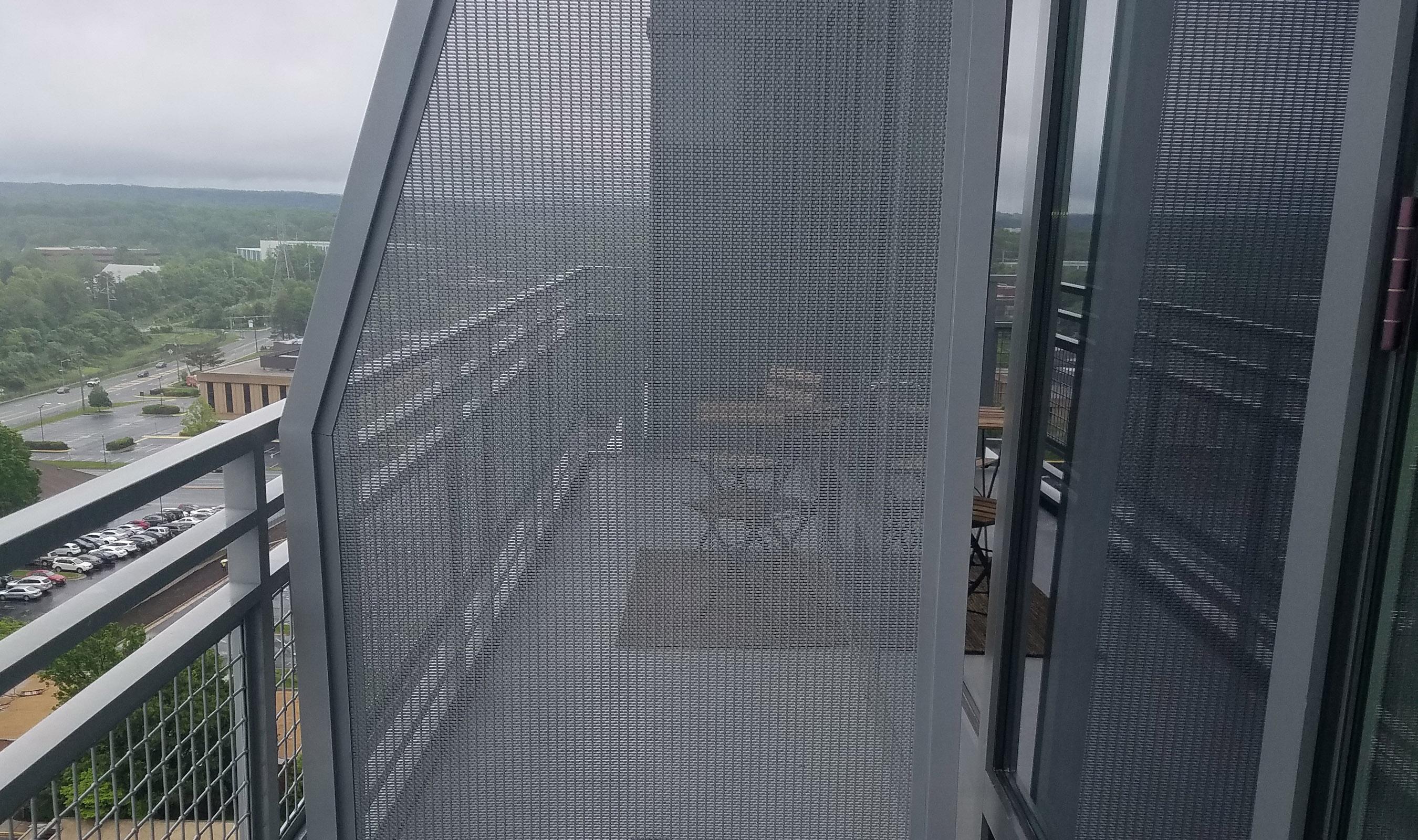 SZ-3 Balcony Privacy Screen