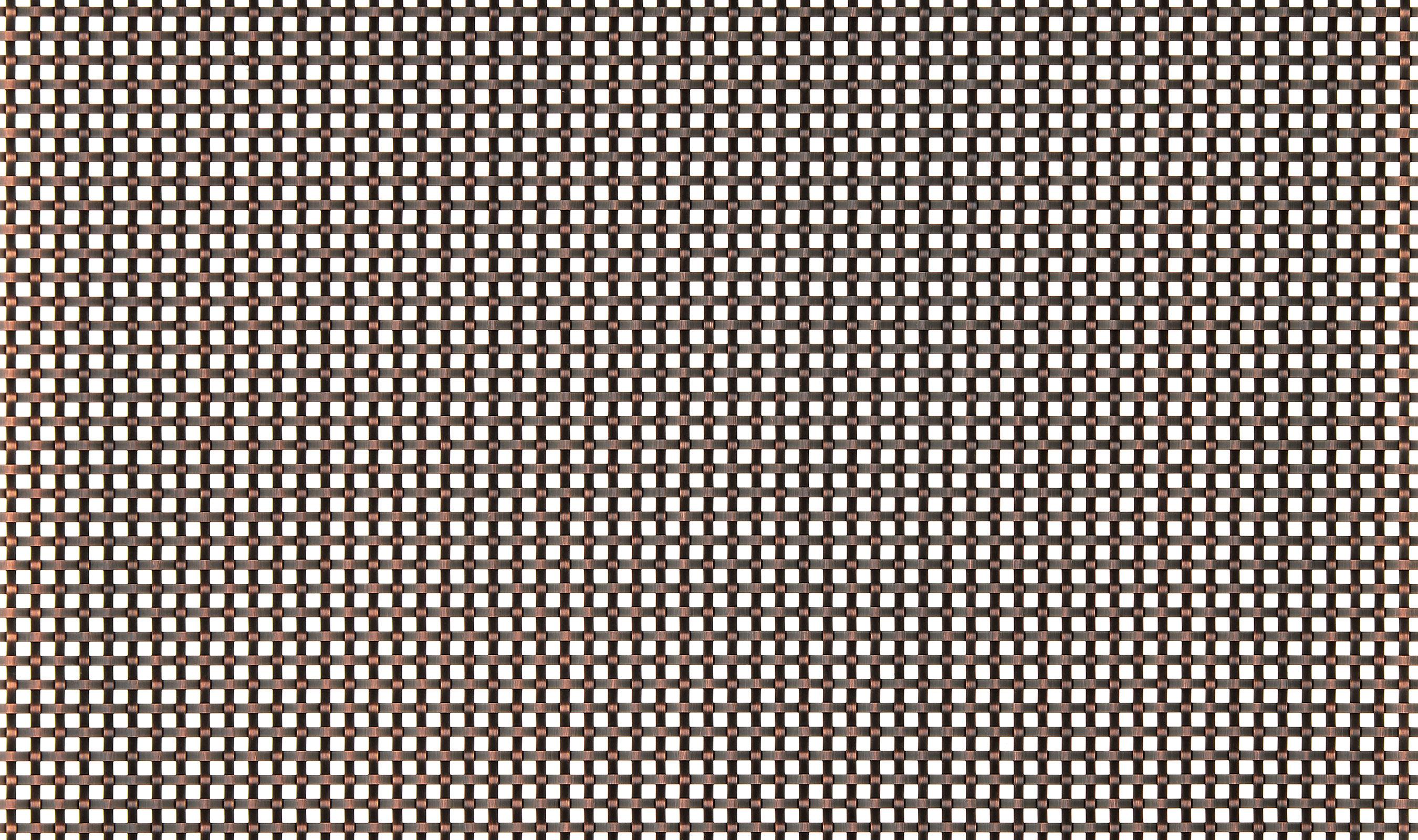 S-32 Black Copper Plated wire mesh
