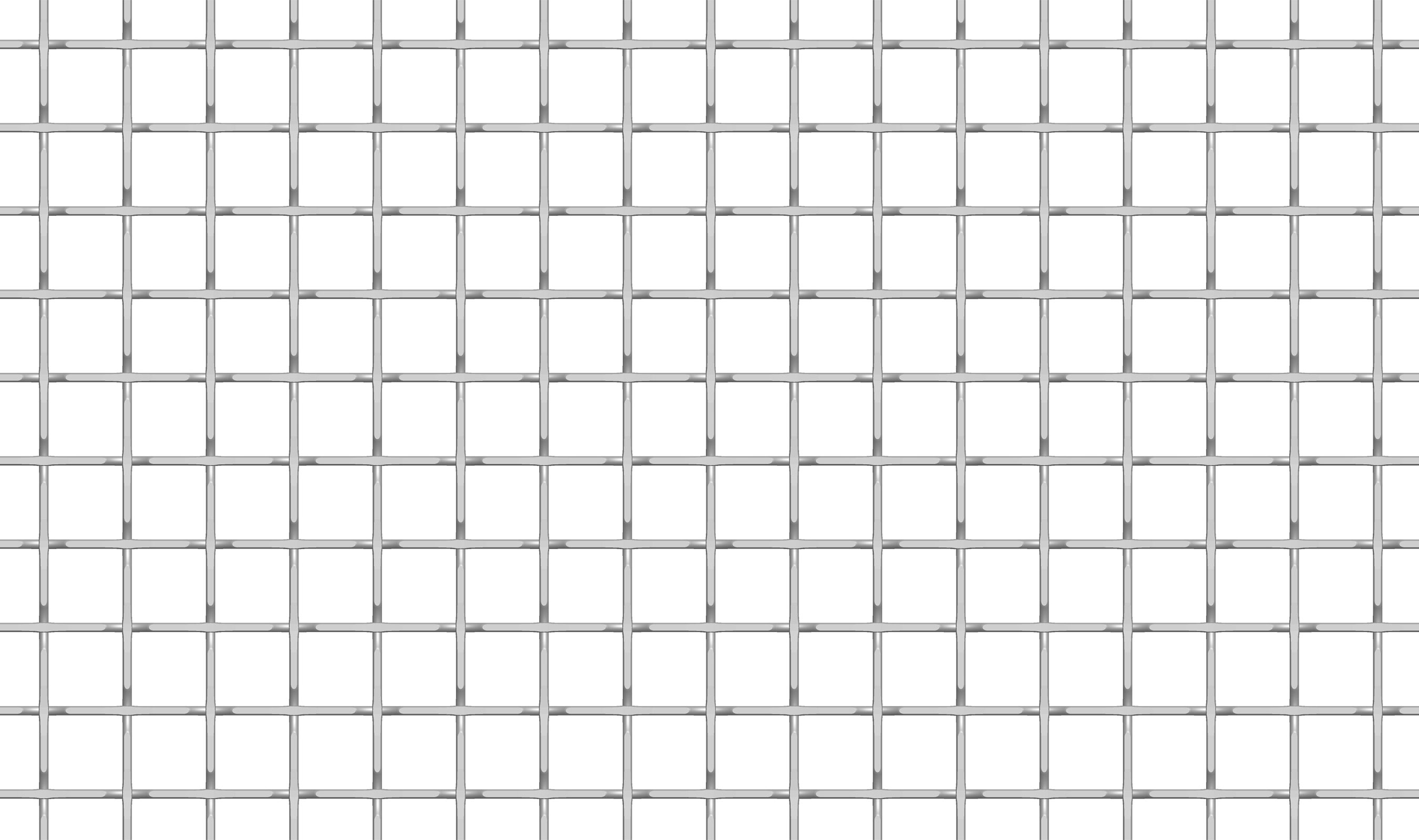 F-61 flat top woven wire mesh