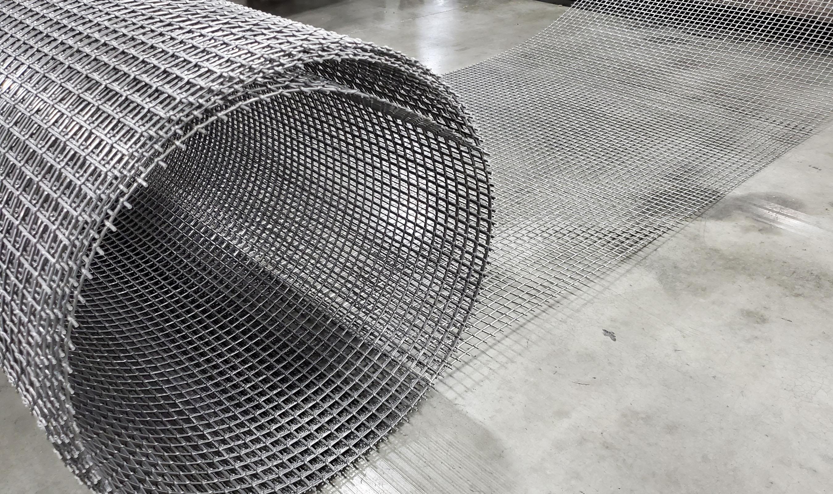 L-97 Plain Steel Roll