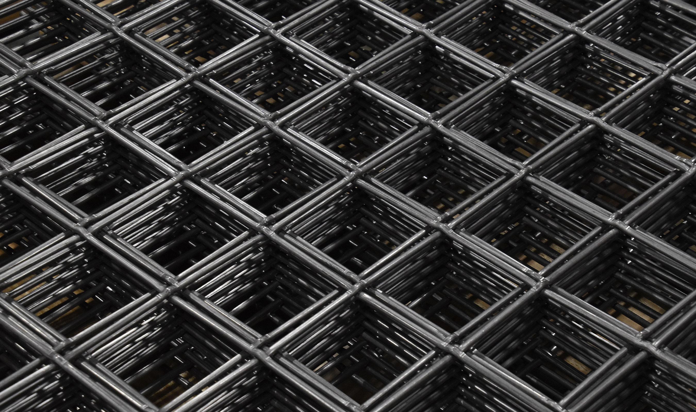 L-137 plain steel woven wire mesh