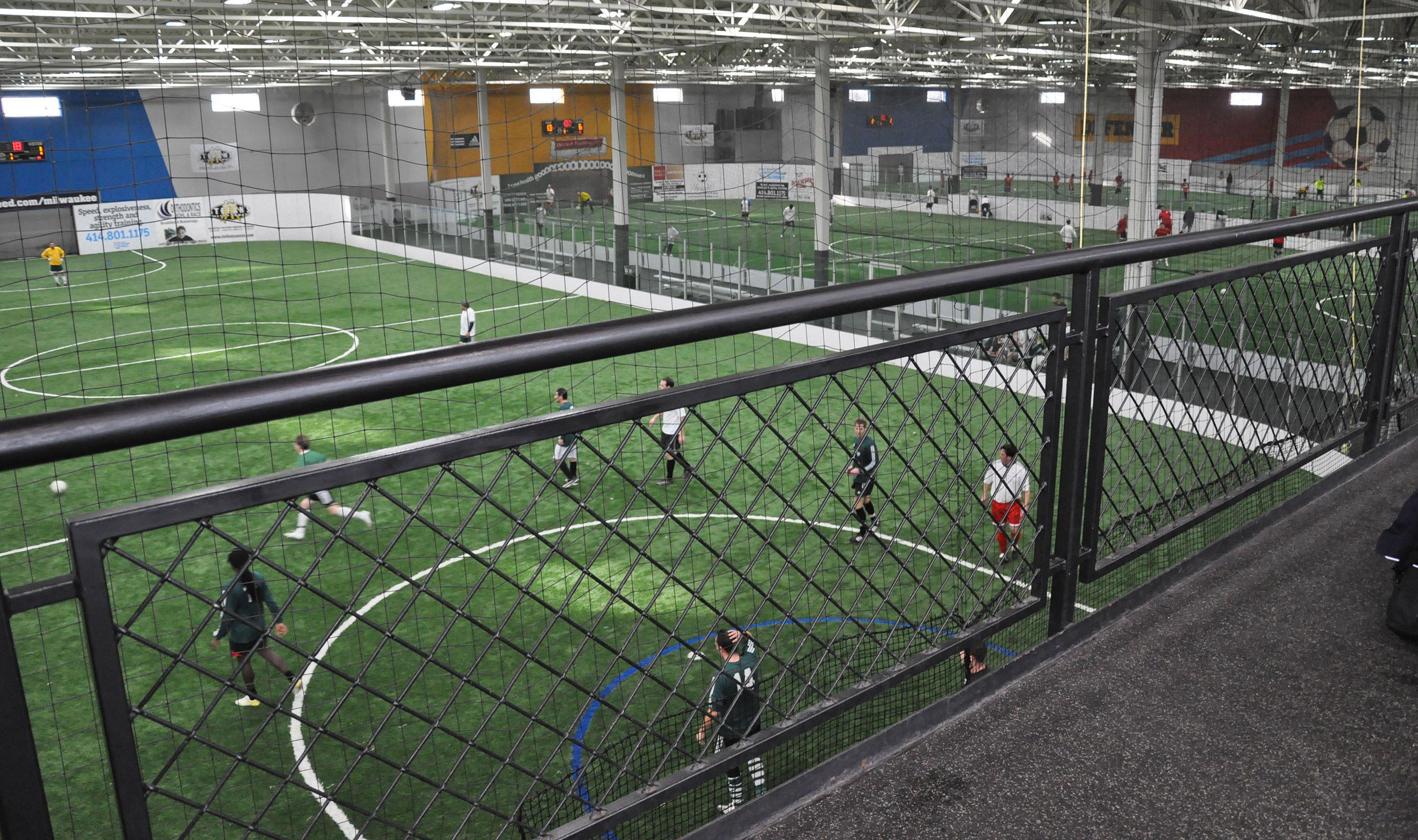 L-196 Brookfield Indoor Soccer