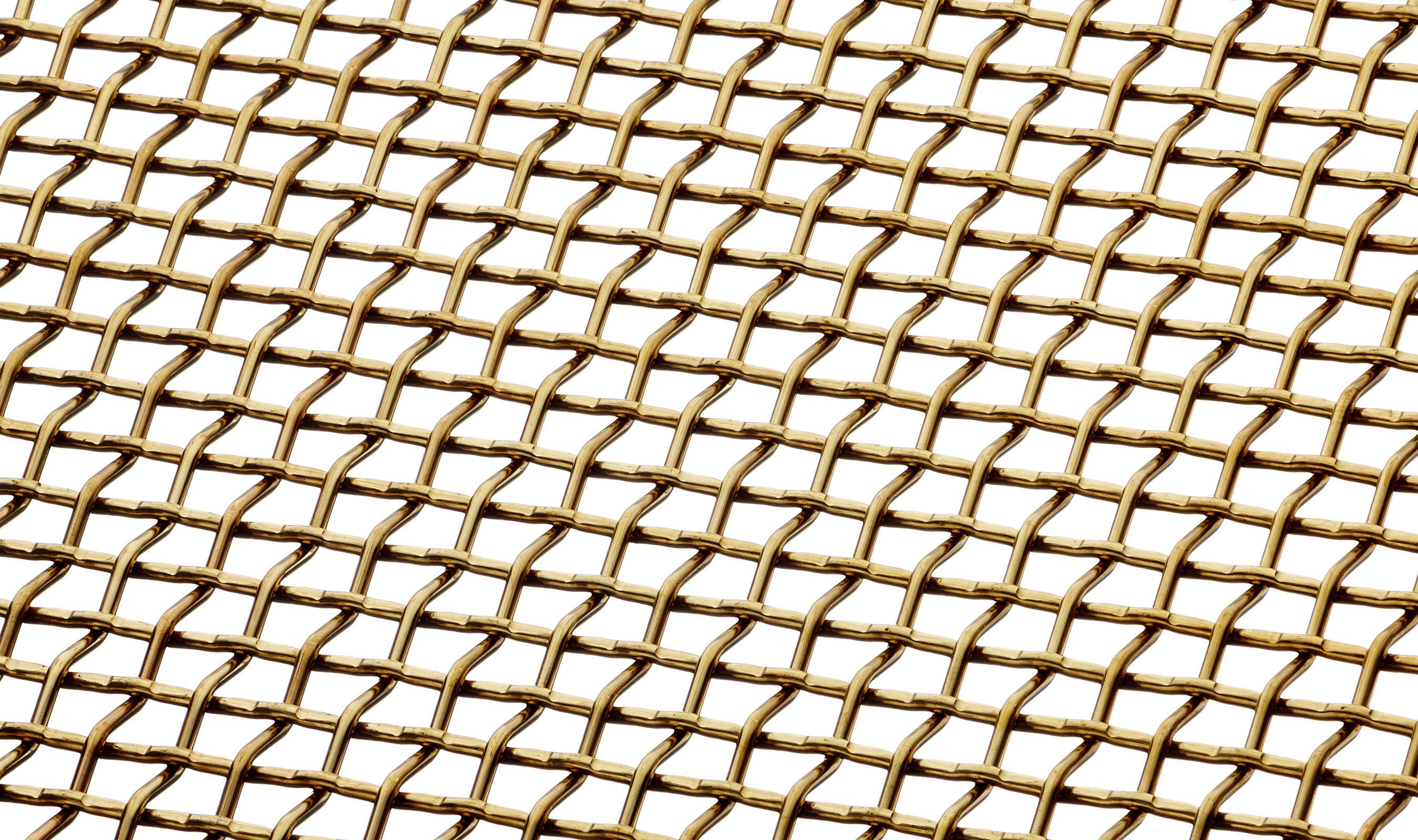 LP-24 Bronze wire mesh