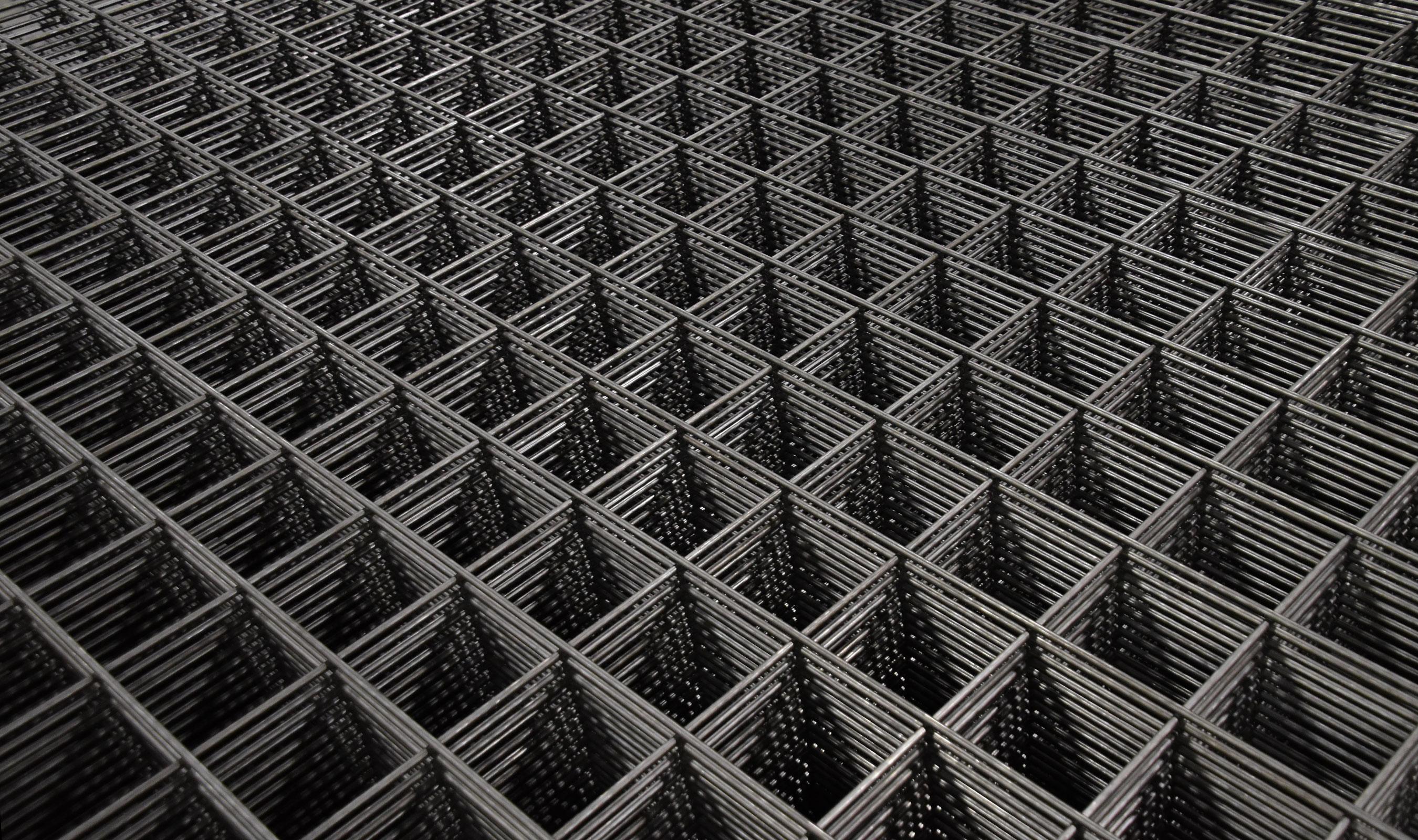 WD-019 Welded Wire mesh in plain steel