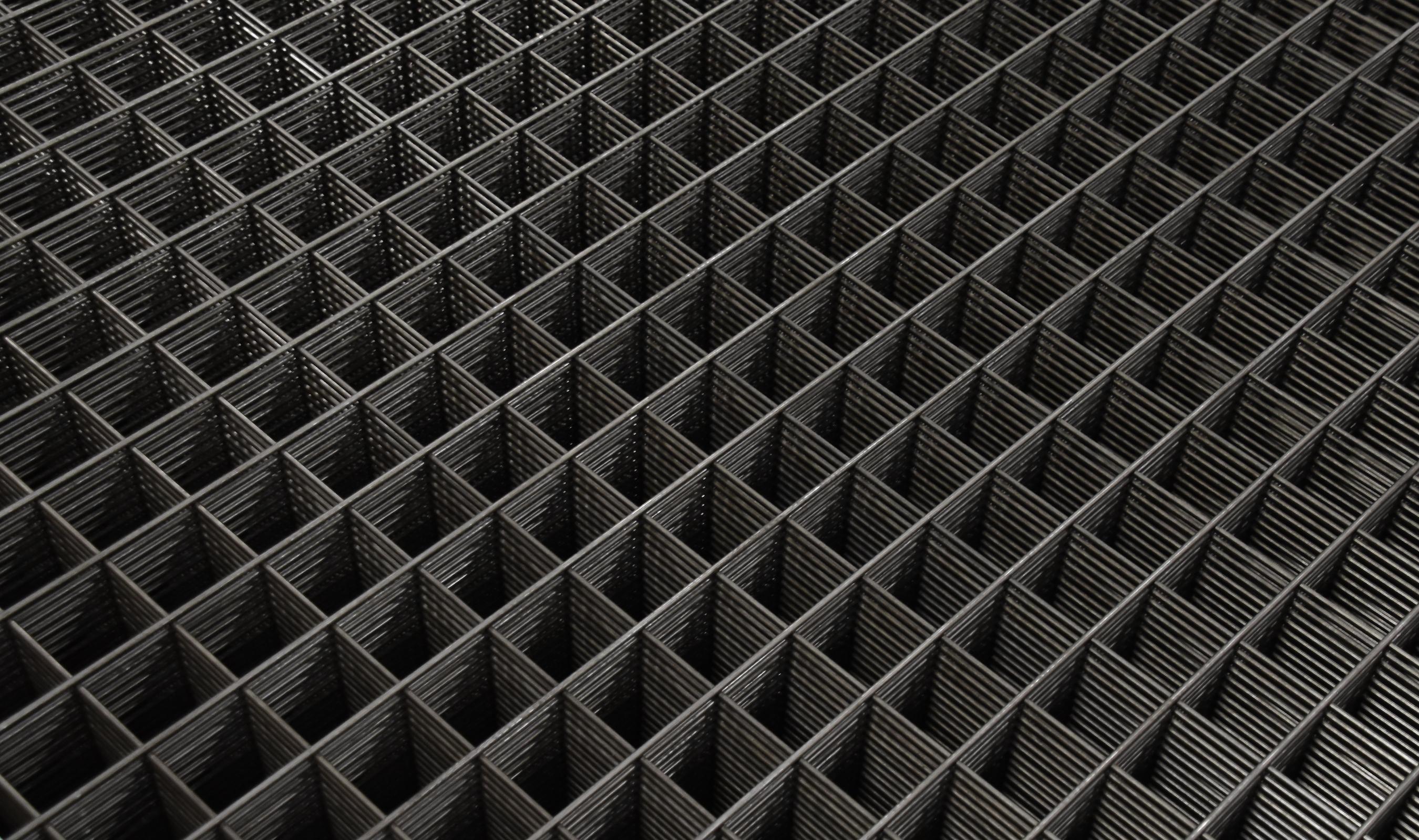 WD-075 Welded Wire mesh in plain steel