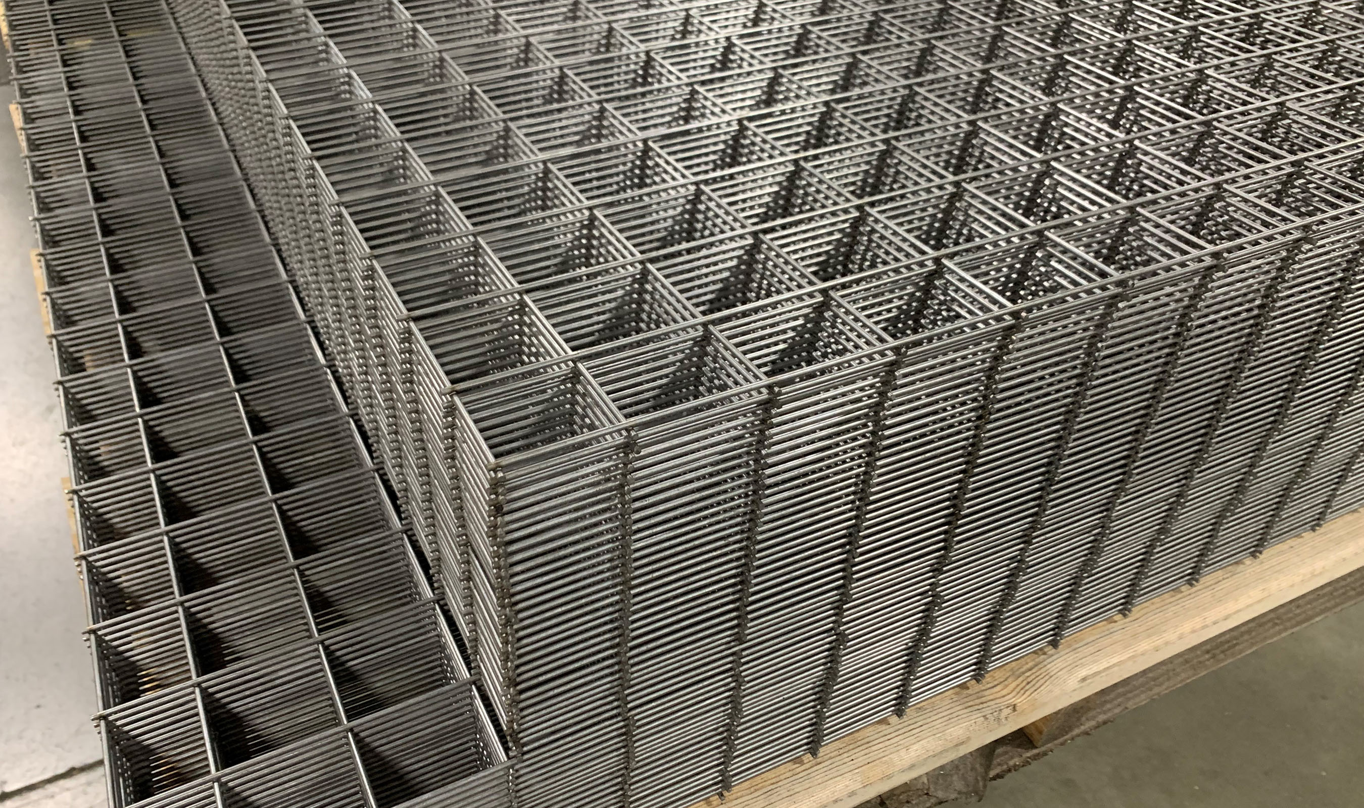 WD-124 Stainless Steel Welded Wire Mesh