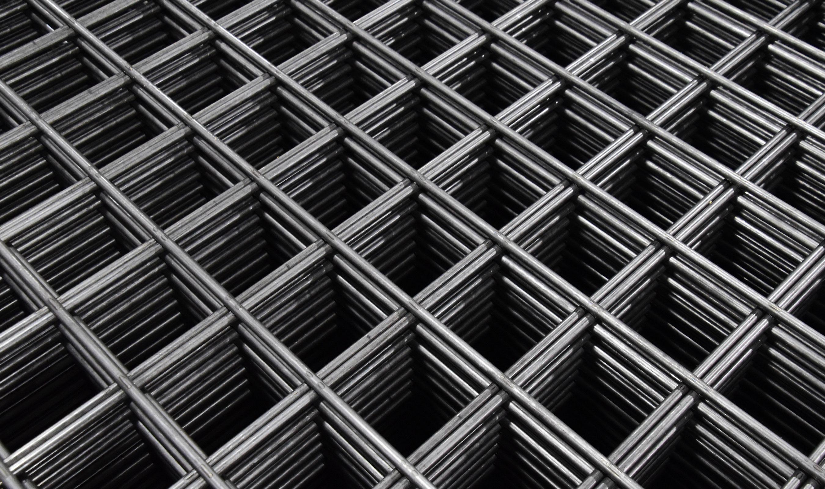 WD-150 Welded Wire Mesh Plain Steel
