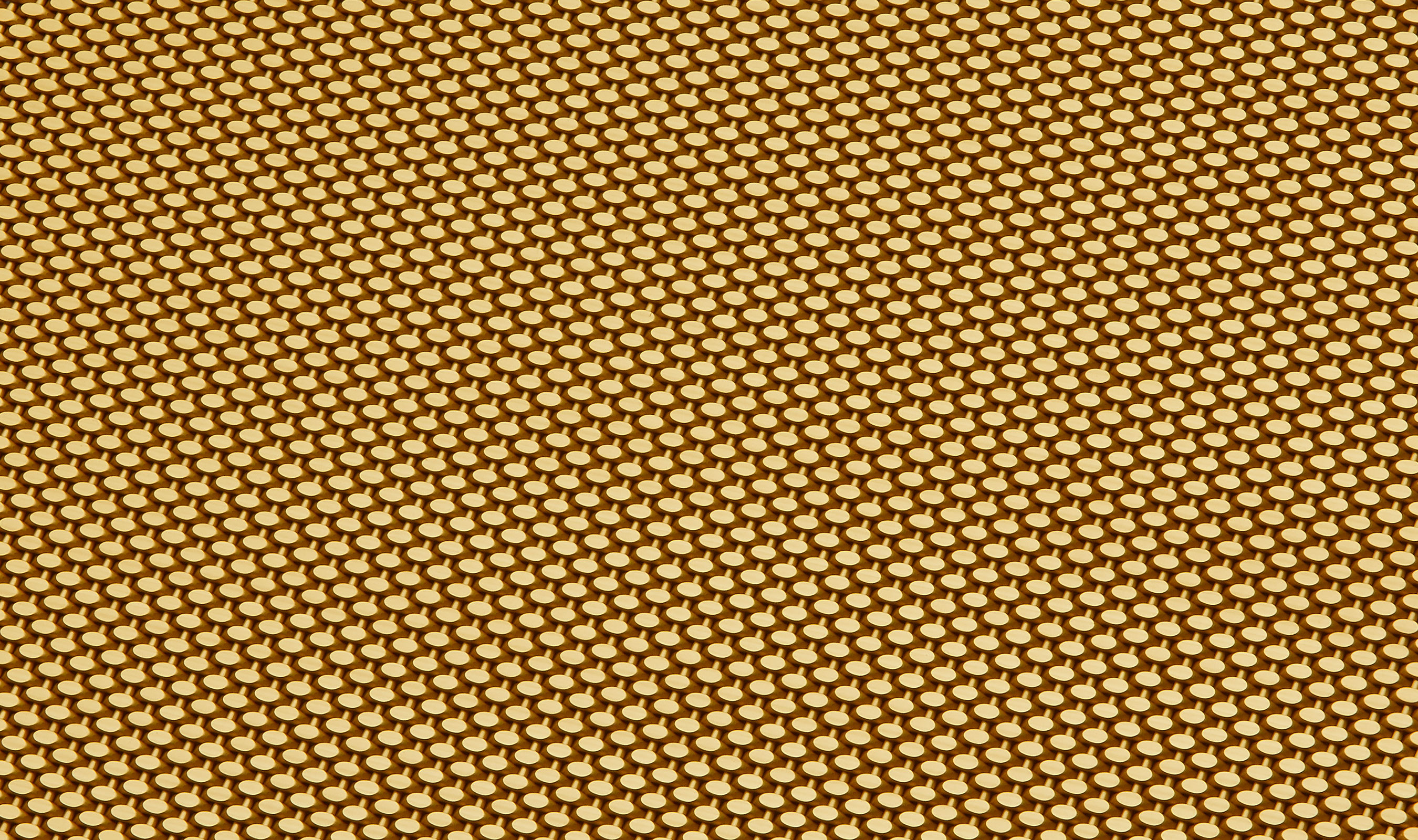 DS-9 Gold Anodized Aluminum