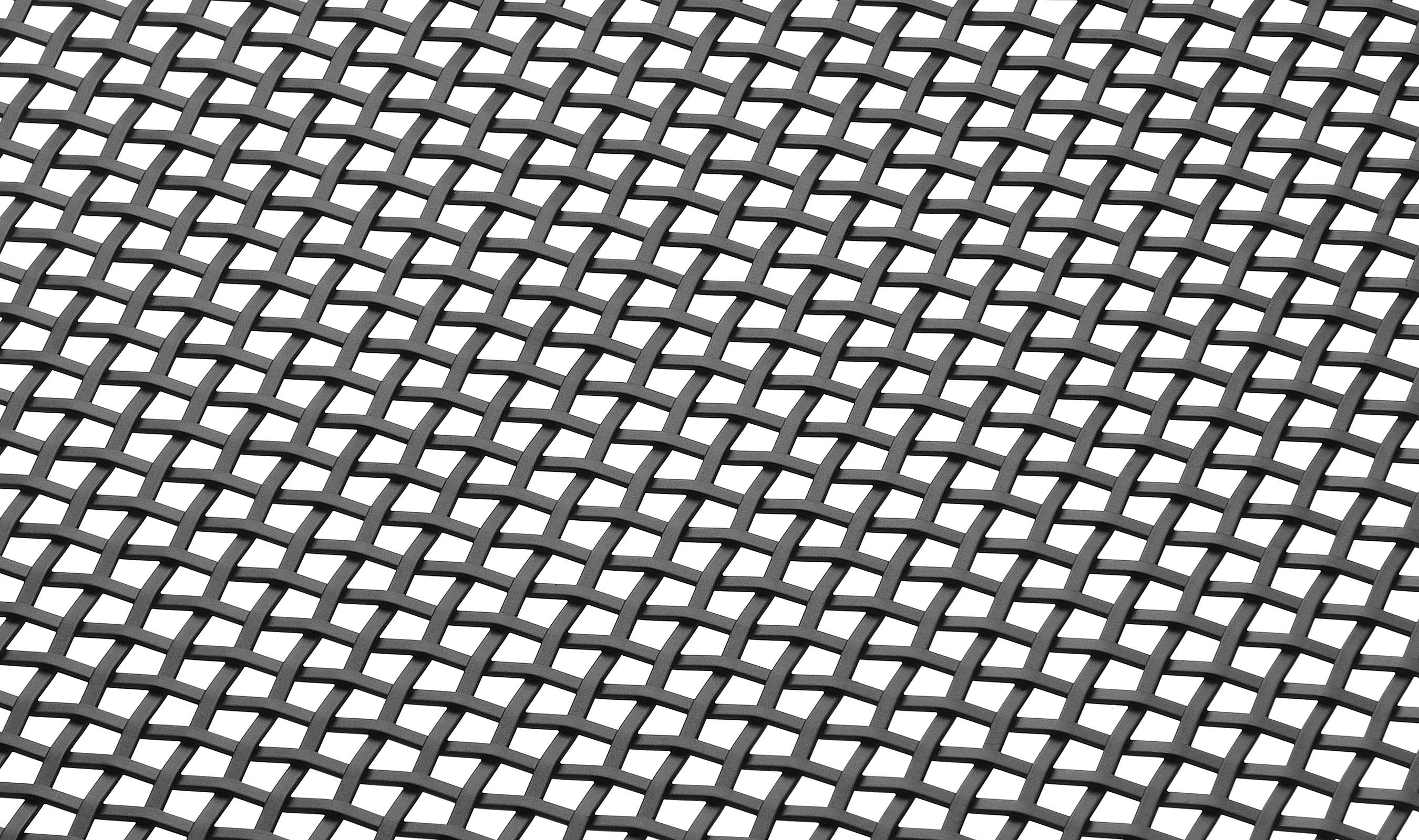 S-50 Dark Oxide wire mesh finish