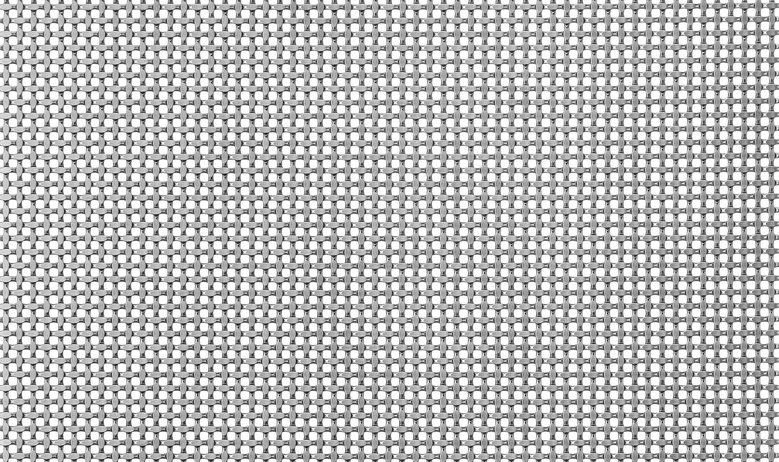 S-55 fine woven wire mesh in stainless steel.