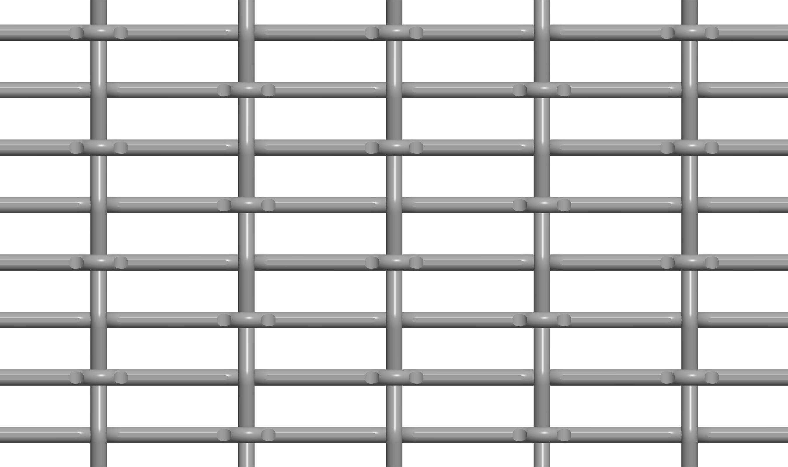 LPZ-110 lock crimp plain woven wire mesh