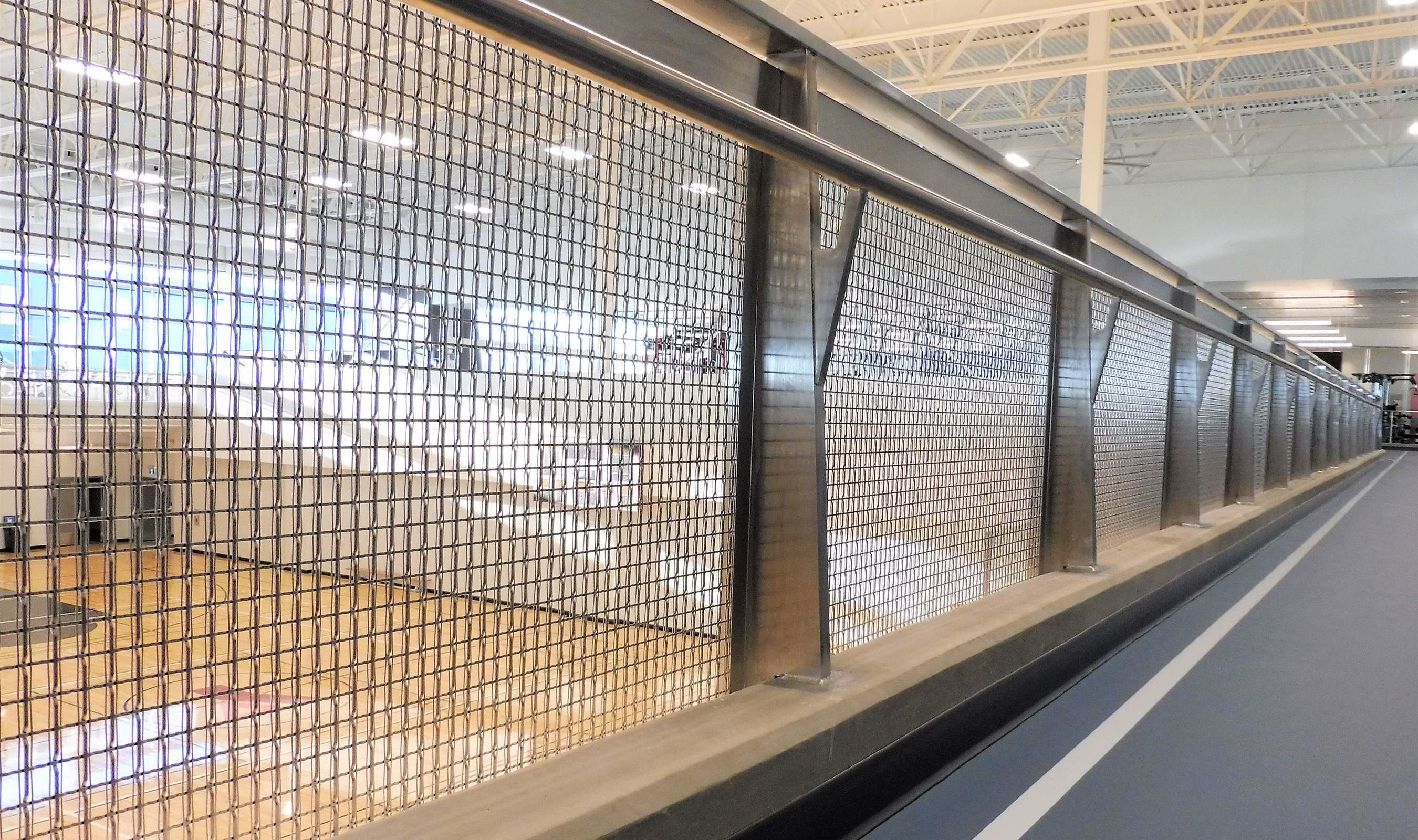SJD-7 SS Railing infill panels