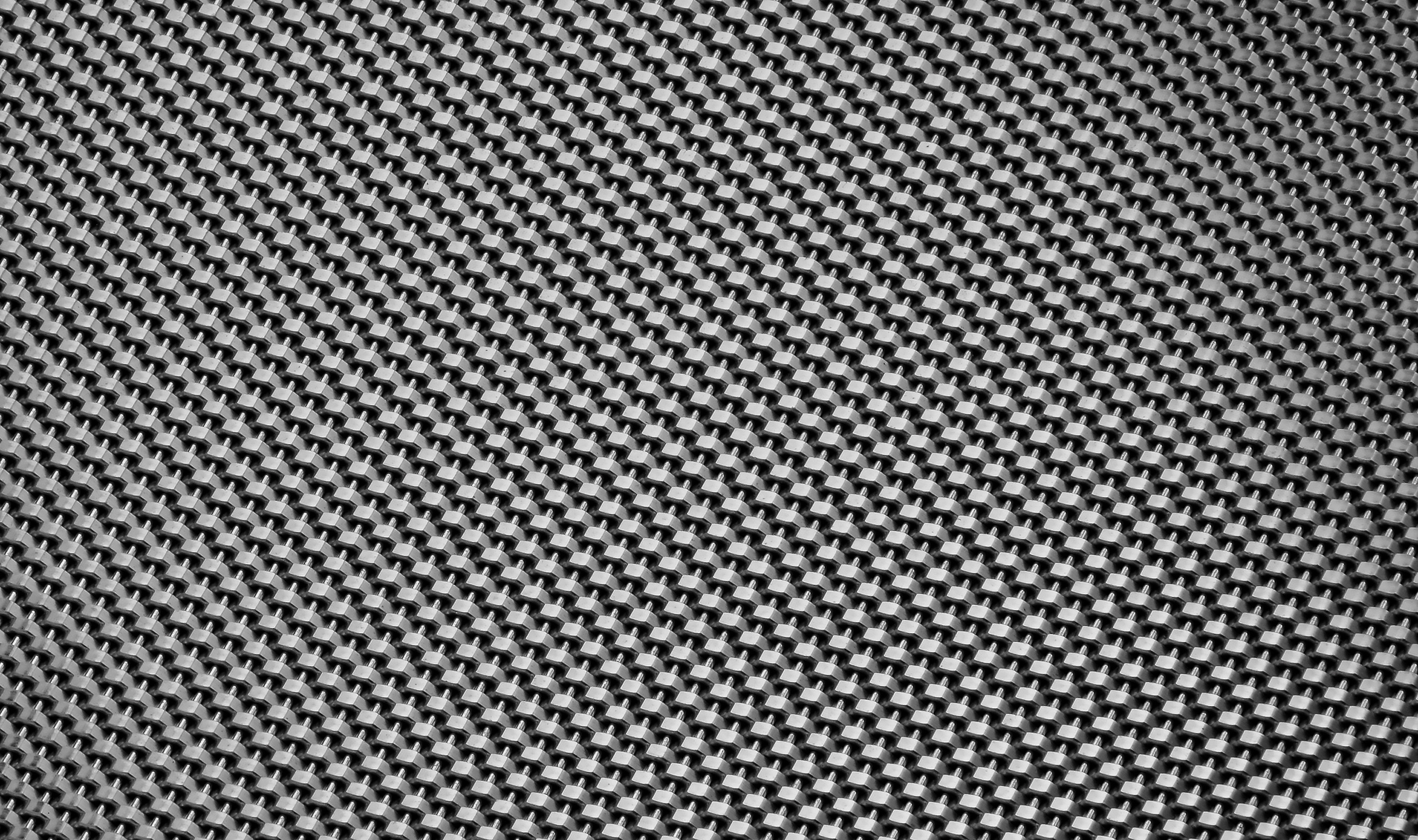 Banker Wire DS-18 stainless steel architectural wire mesh