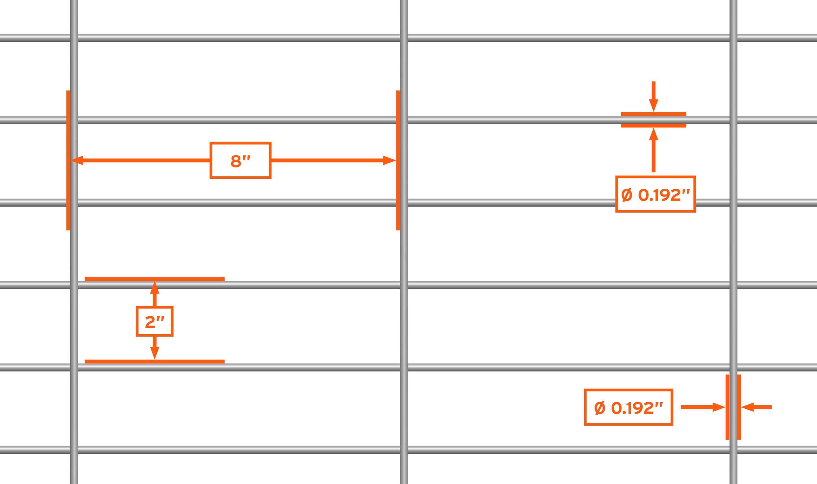 WDZ-615 mesh pattern repeat detail drawing