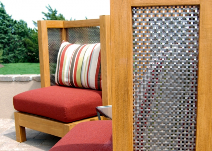 dwellings design group, and example of architectural mesh