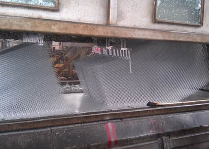 Hot Dip Galvanizing (Galv After) Welded Wire Mesh Sheets