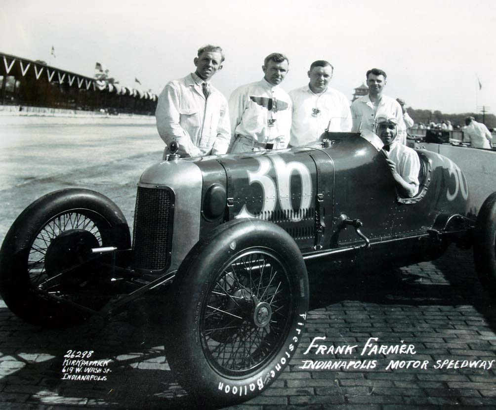 Harry A. Miller was an American race car designer and builder known for his craftsmanship.