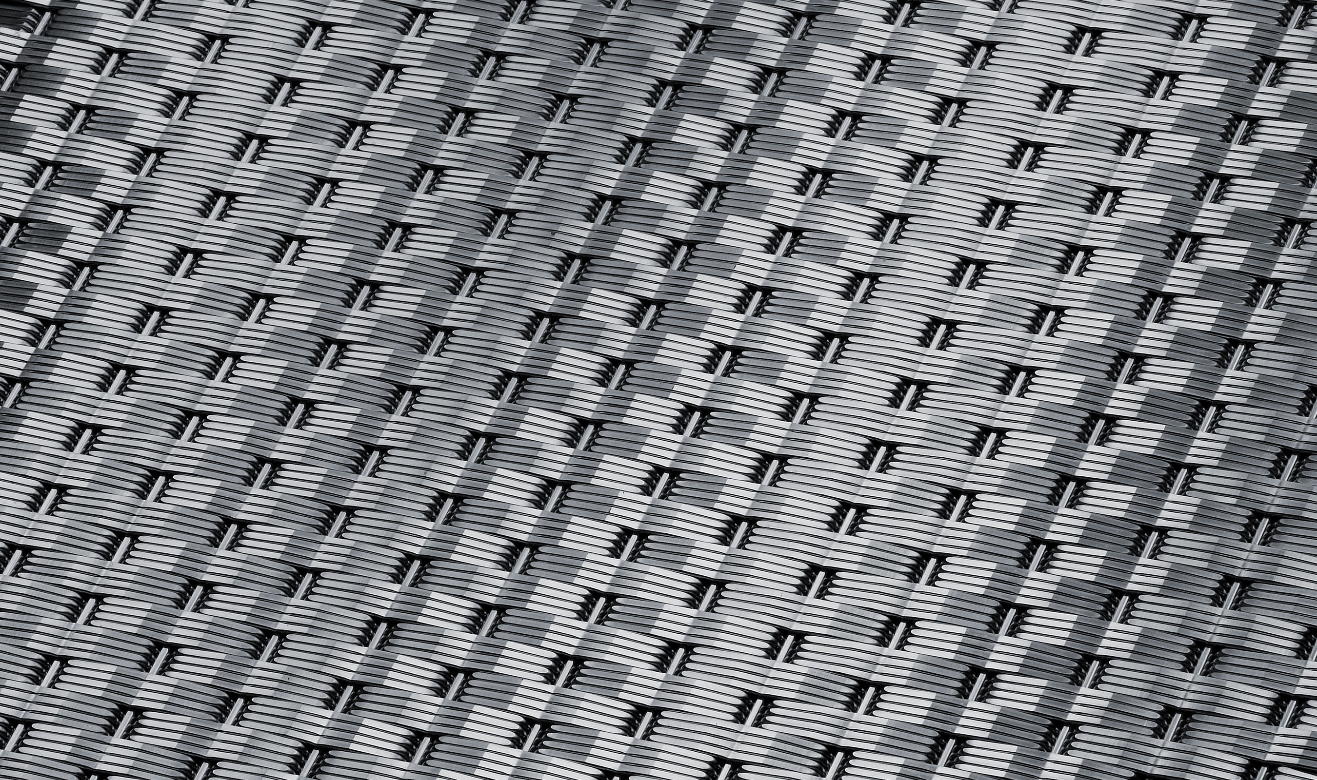 DF-8 in Stainless Woven Wire Mesh finish