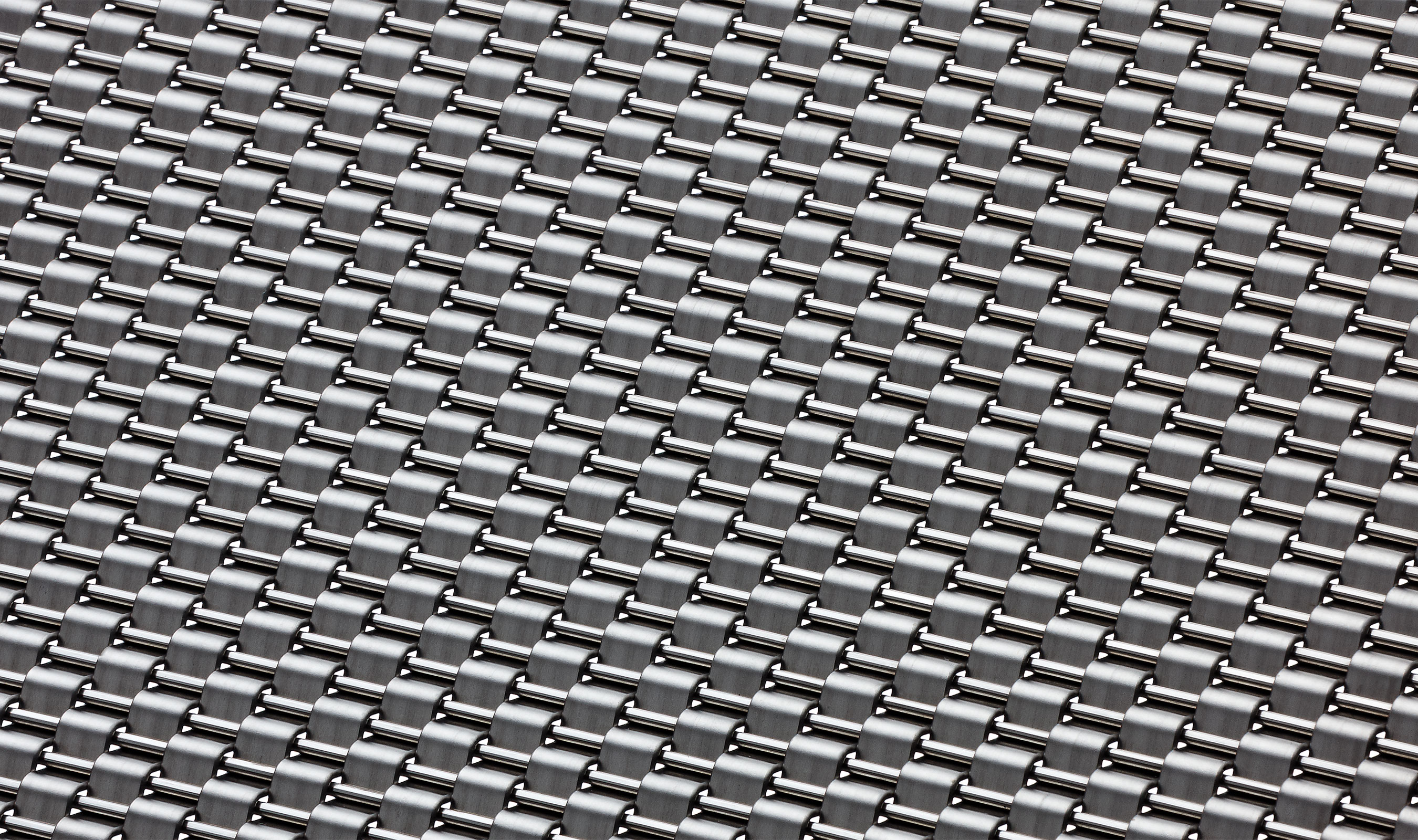 DS-1 Angle in Stainless Woven Wire Mesh