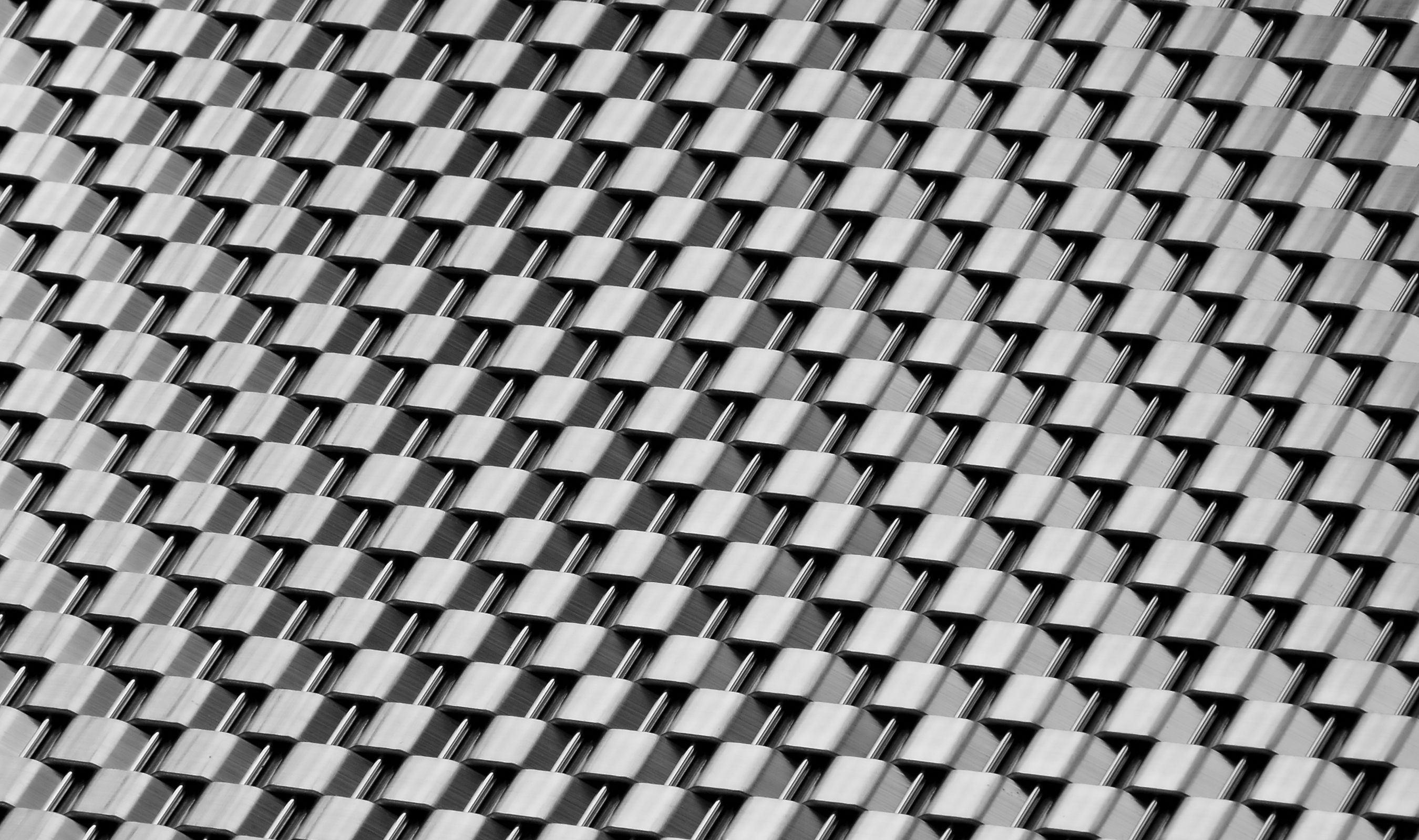 DS-63 architectural wire mesh