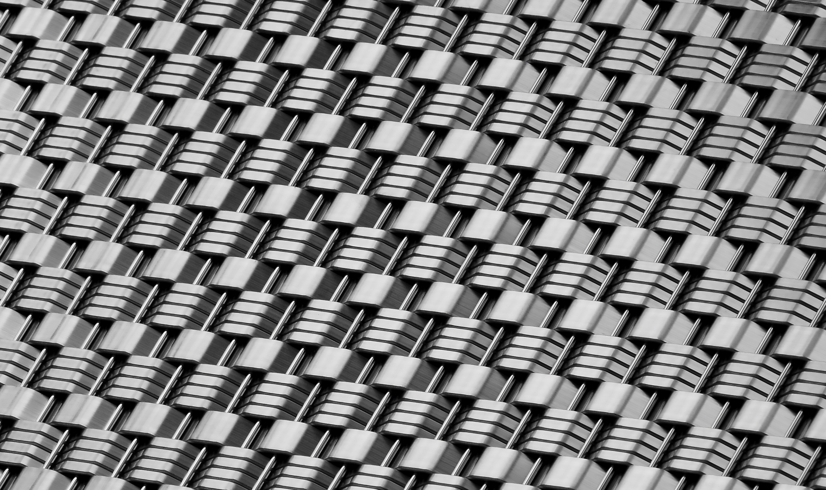 DS-66 Architectural Wire Mesh pattern