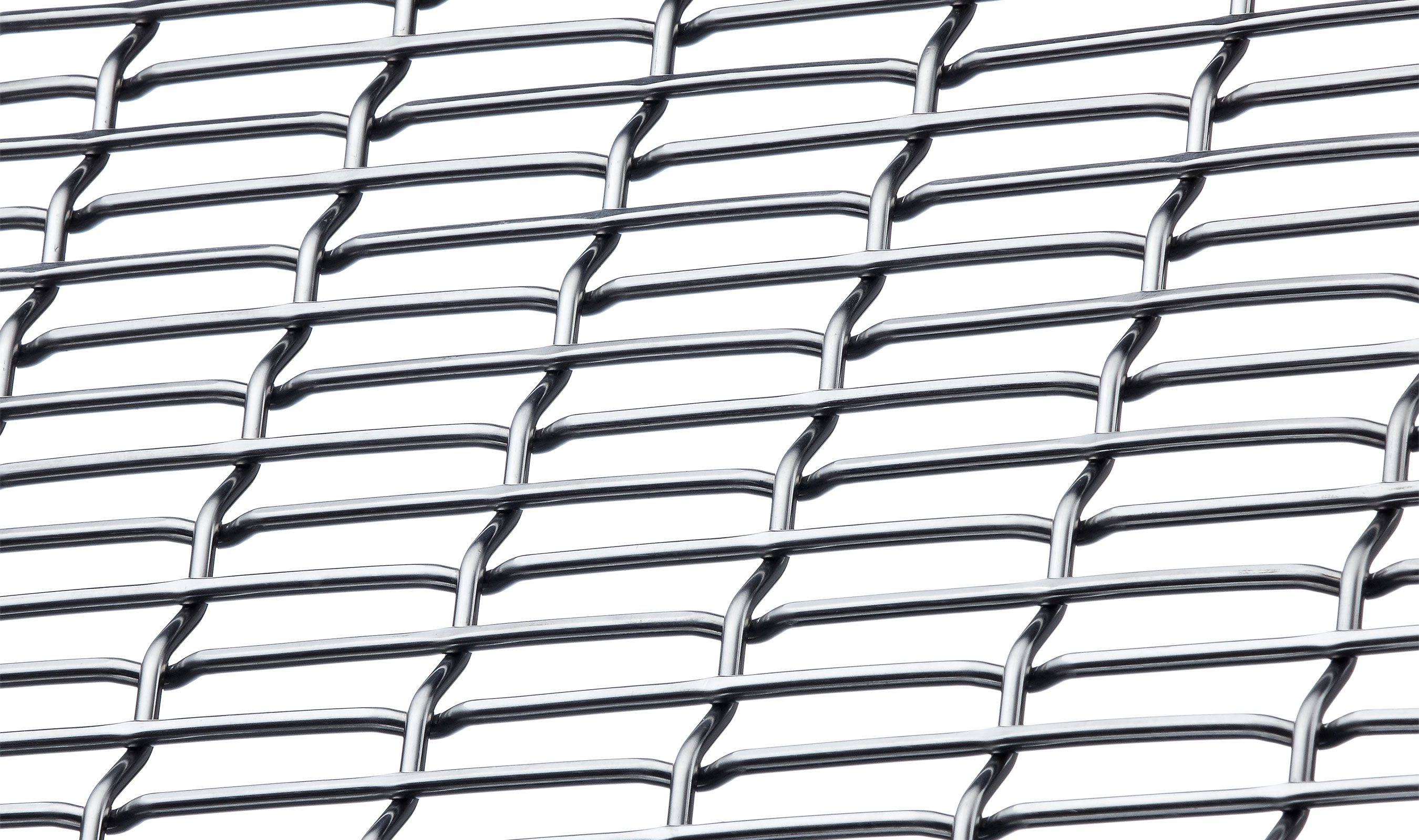 FPZ-16 rectangular architectural stainless steel mesh