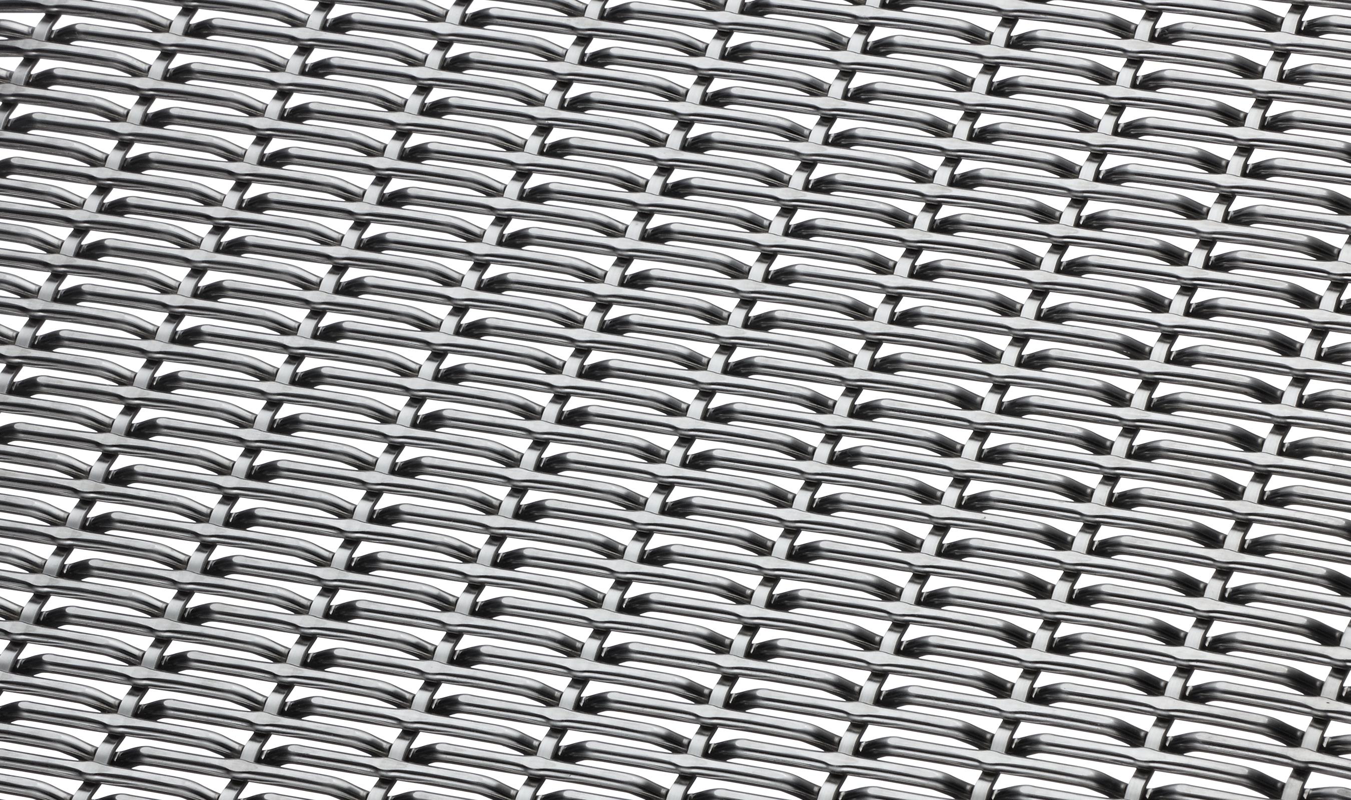 FSZ-1 Decorative wire mesh pattern in Stainless Steel