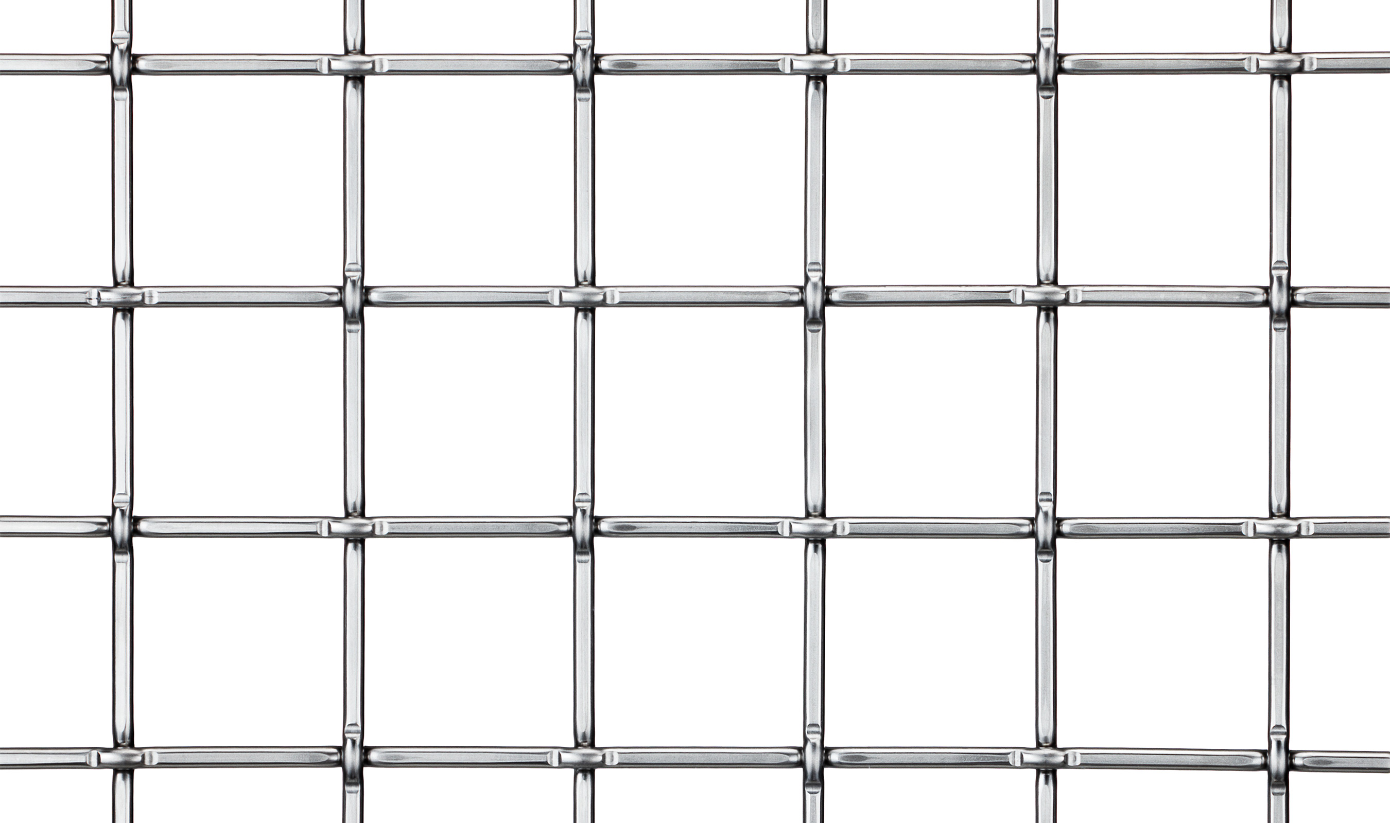L-62 architectural wire mesh pattern in stainless steel