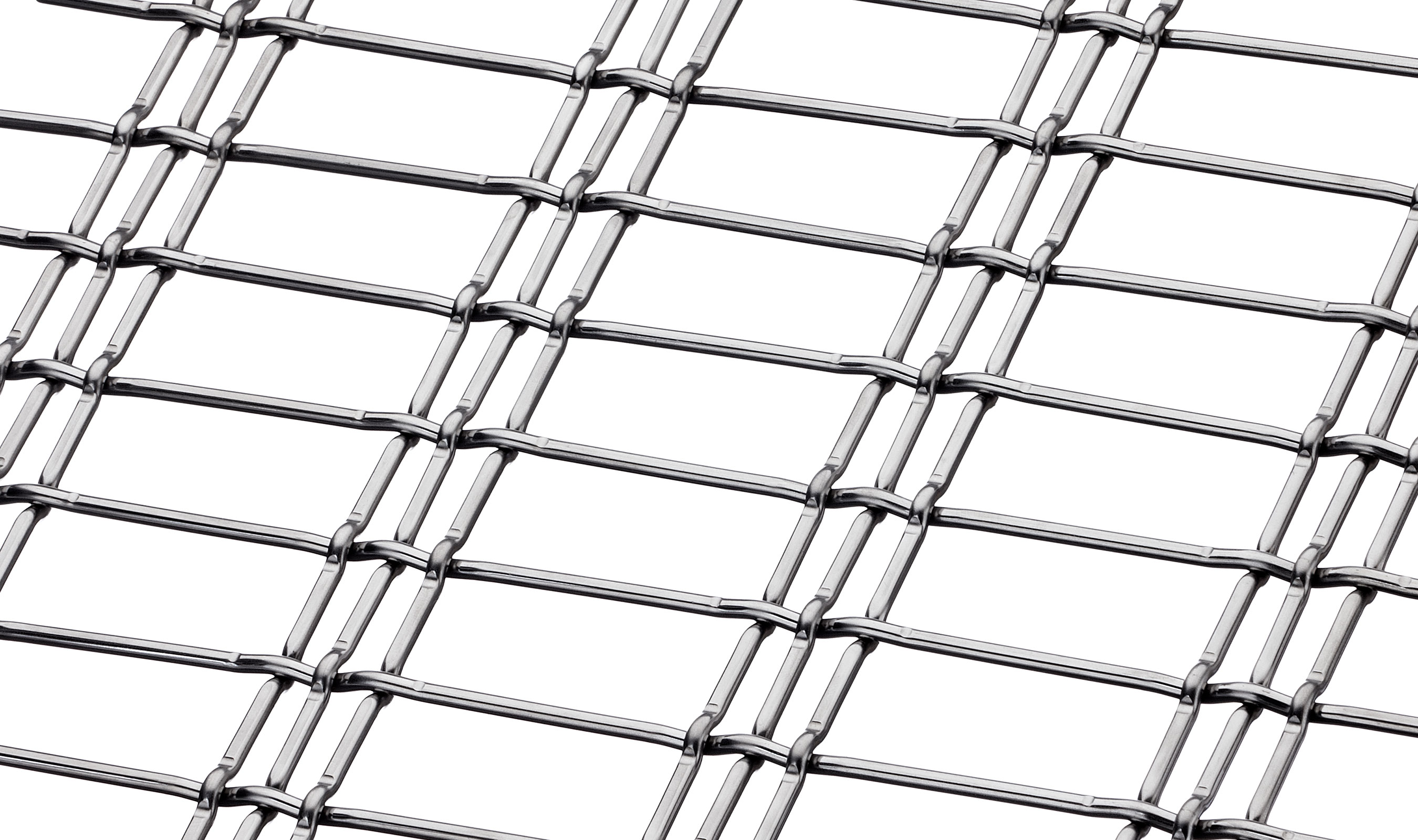 M13Z-146 Angle in Stainless Woven Wire Mesh