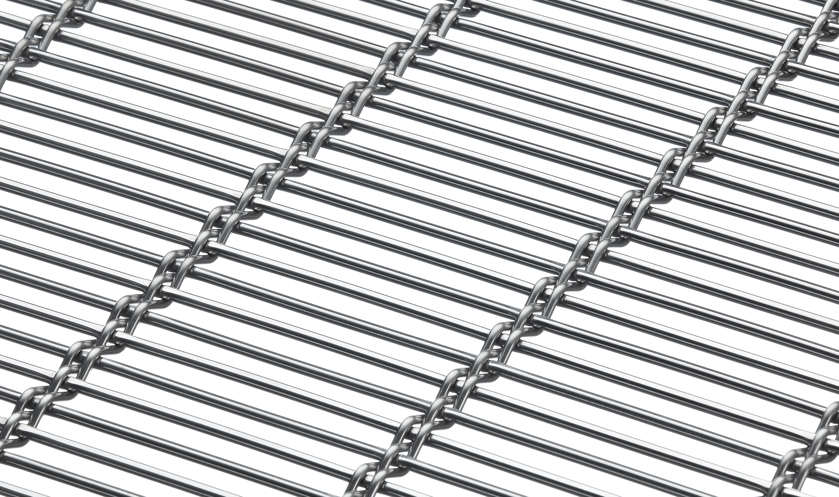 M13Z-179 Angle in Stainless Woven Wire Mesh