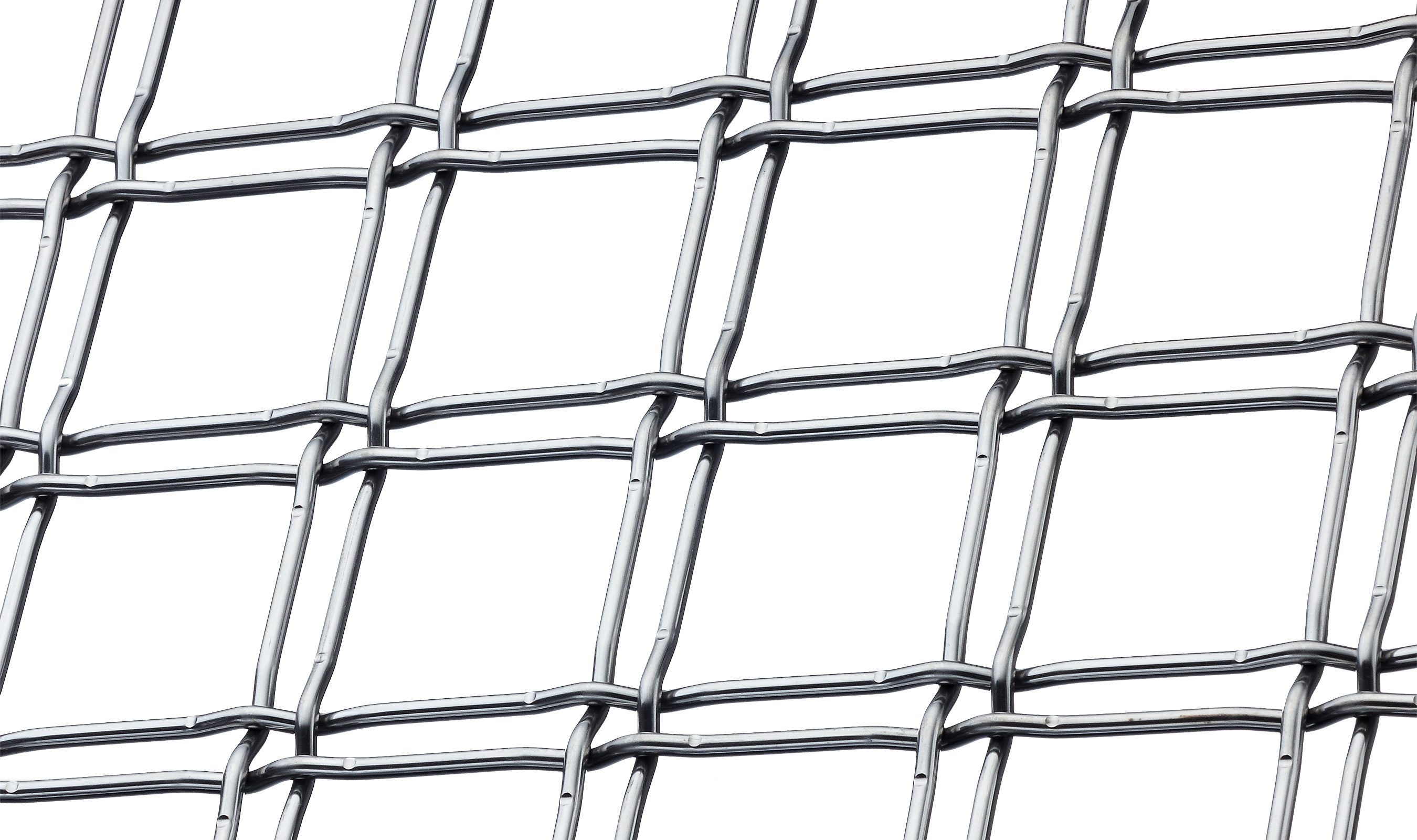 M22-27 Angle in Stainless Woven Wire Mesh
