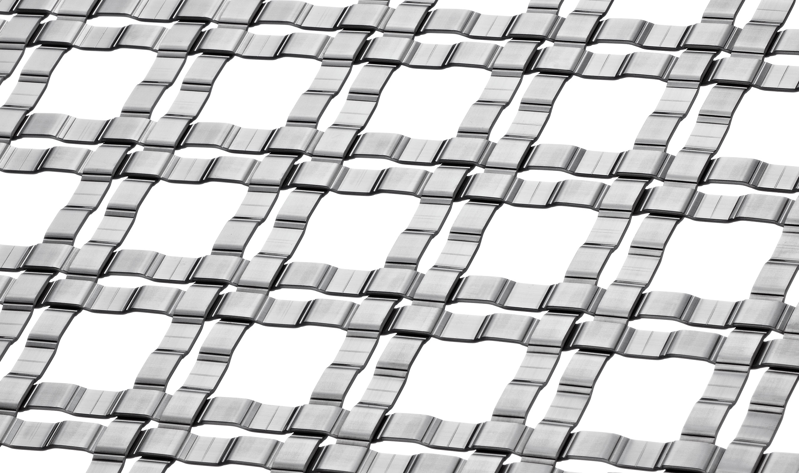 M22-38 Angle in Stainless Woven Wire Mesh