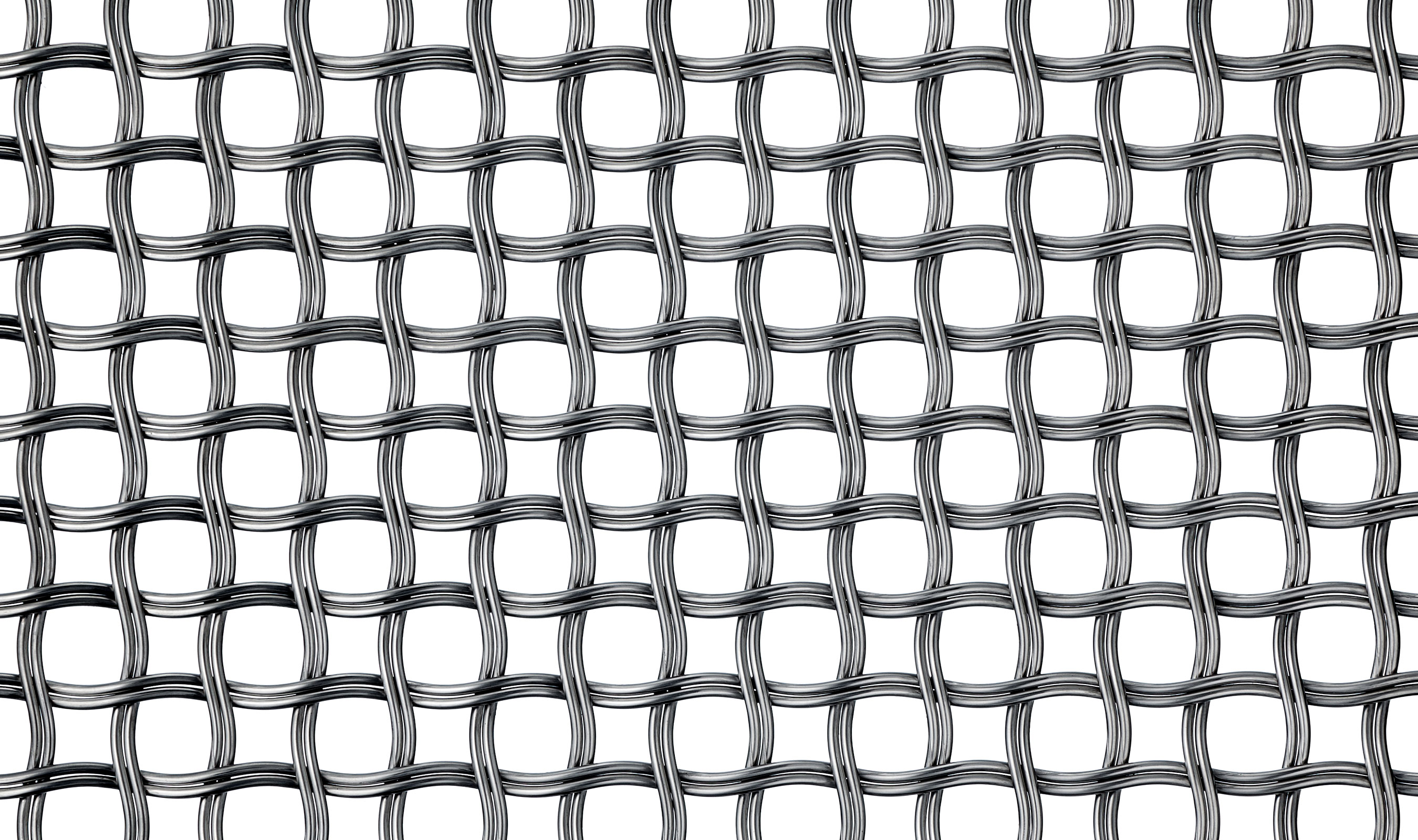 M22-80 in Stainless Woven Architectural Wire Mesh