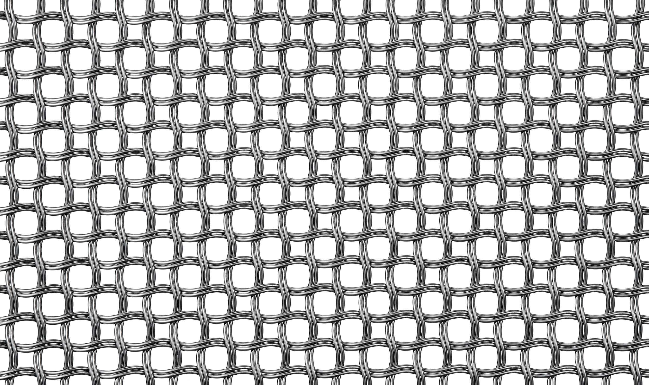 Banker Wire M22-83 decorative wire mesh in Stainless Steel