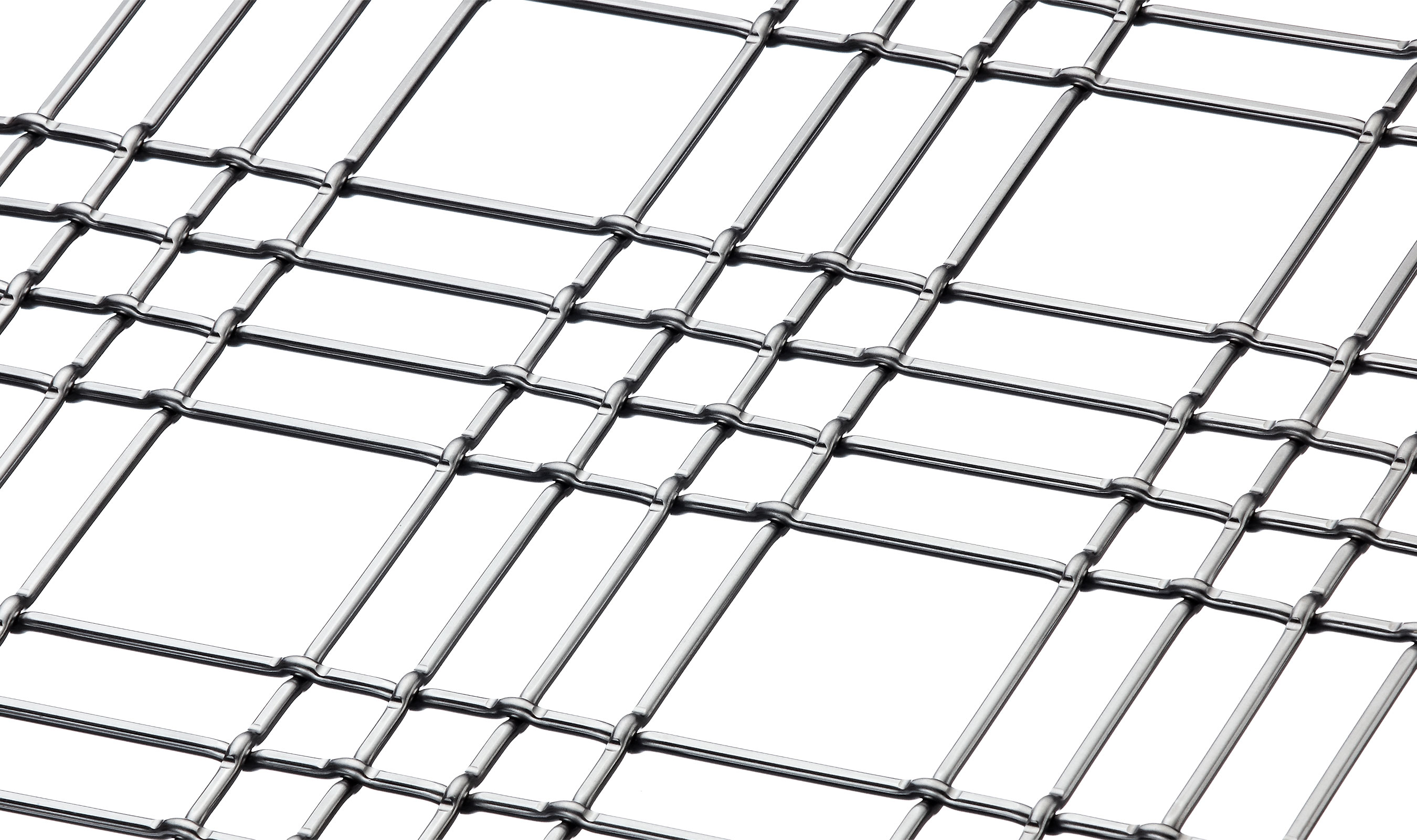 M44-2 decorative large scale wire mesh pattern