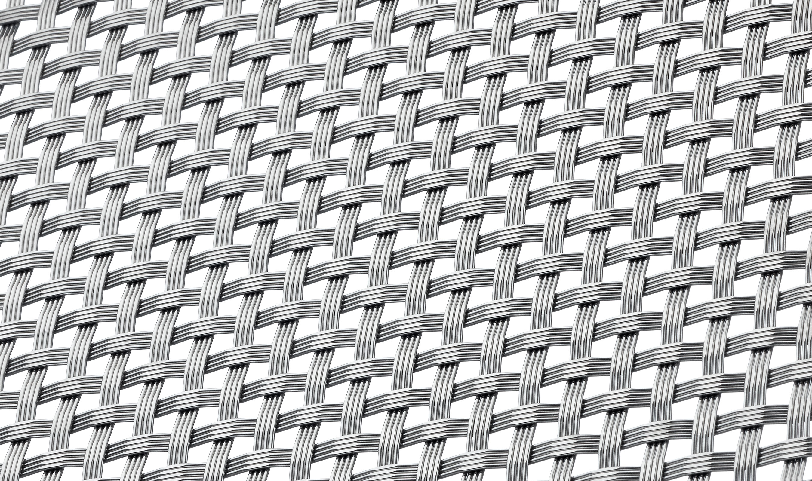 M44-7 Angle in Stainless Woven Wire Mesh
