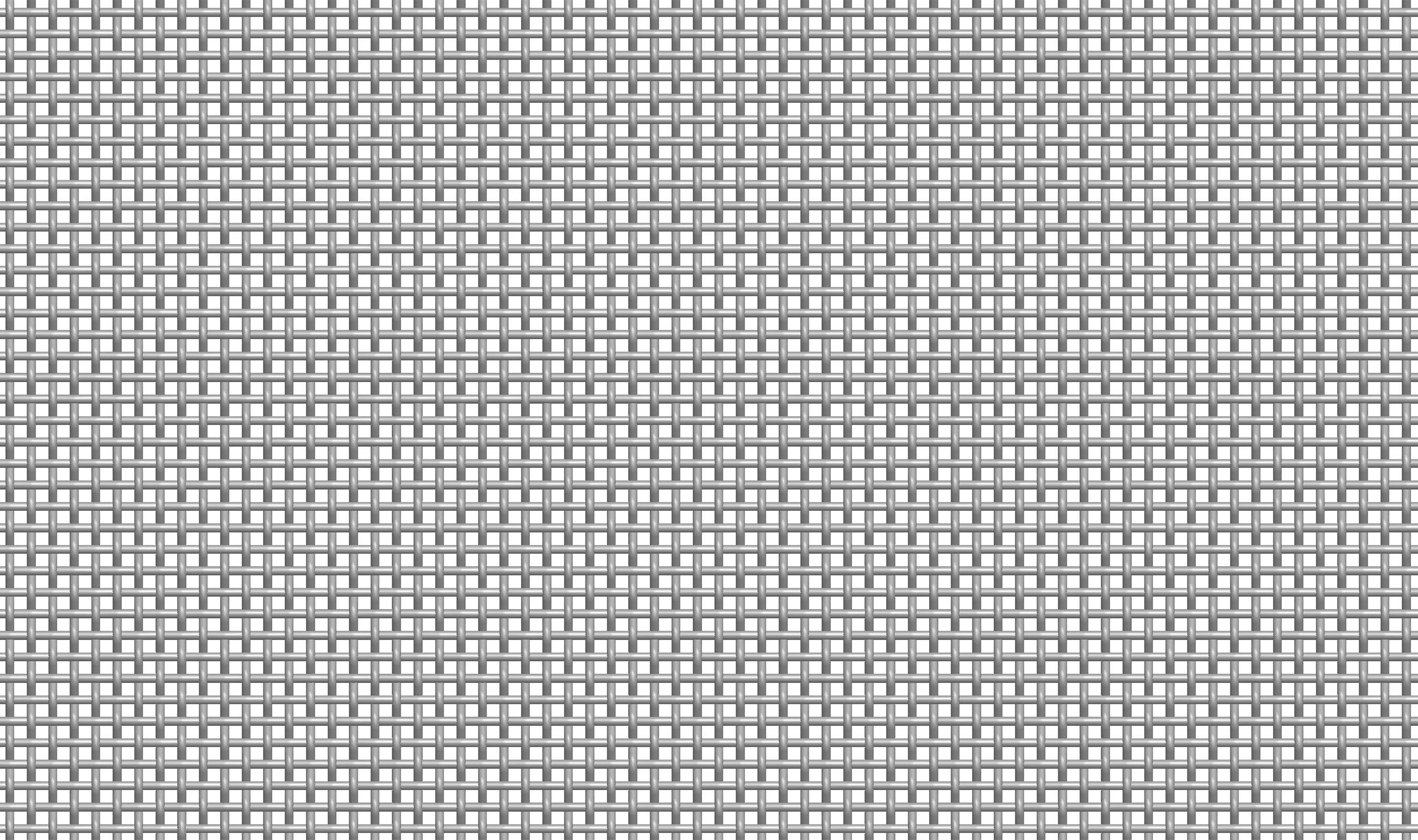 (P-104) 5-1/2 MESH .072 Plain Crimp Woven Wire Mesh