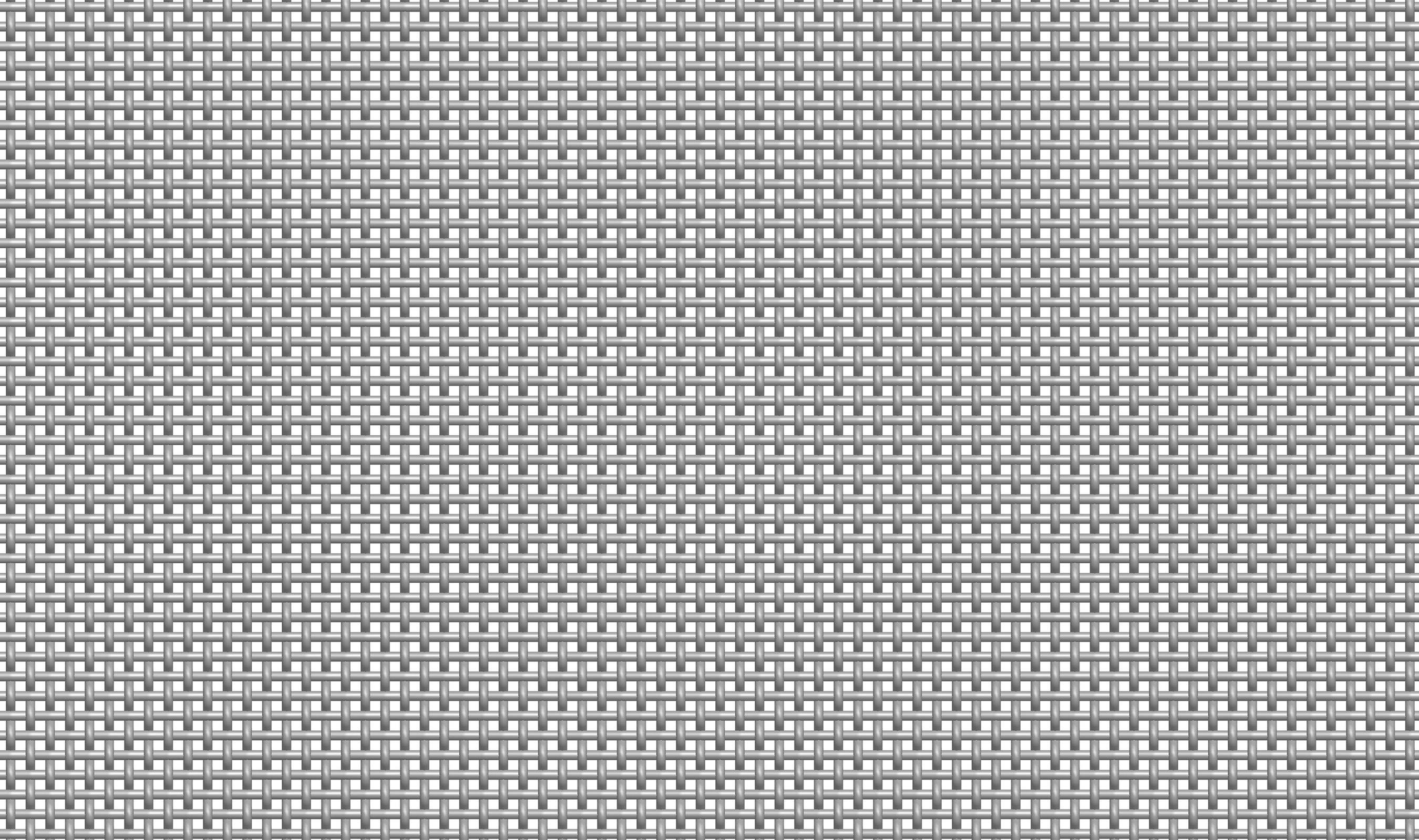 (P-5) 6 MESH .080 Plain Crimp Woven Wire Mesh
