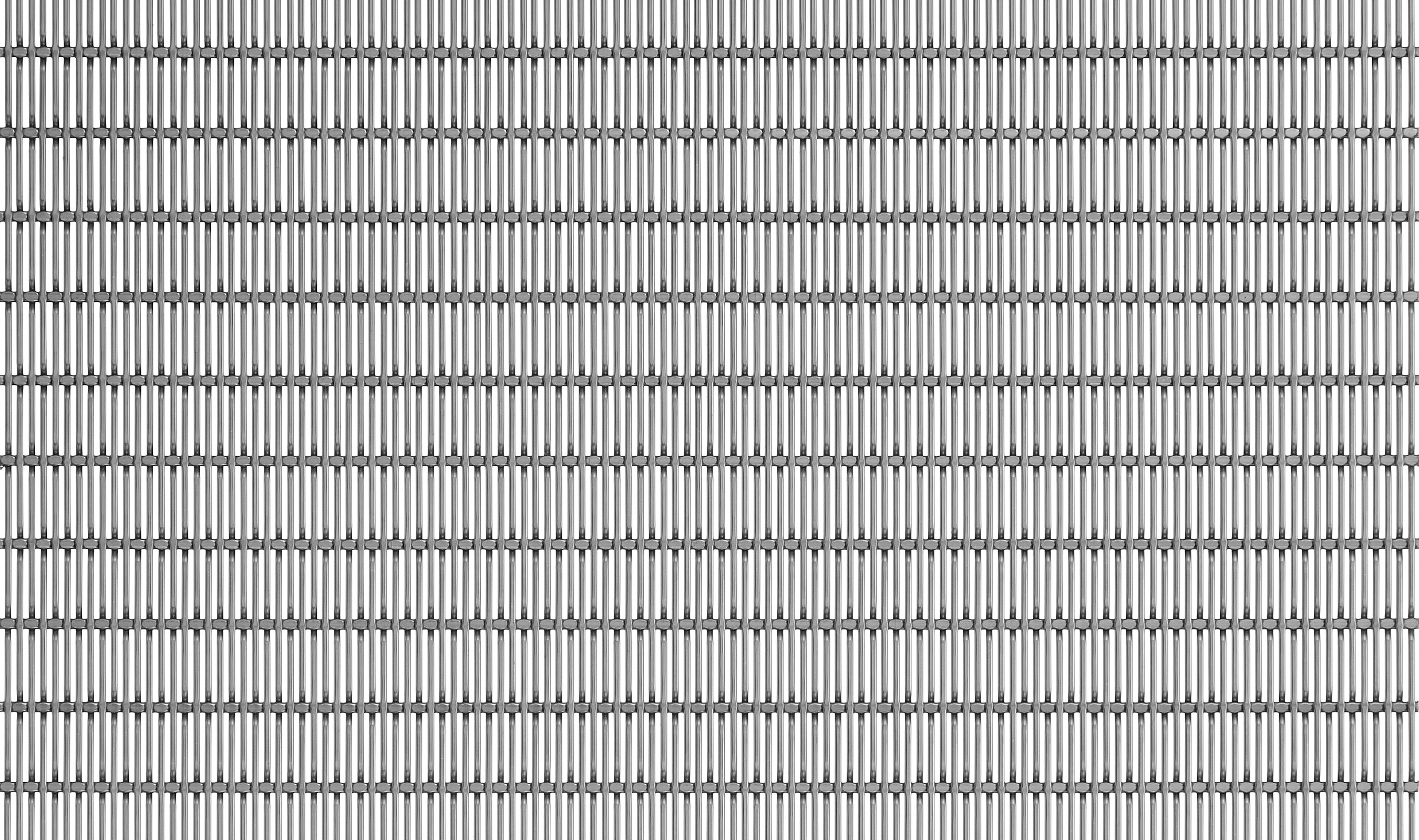 PFZ-43 Architectural wire mesh pattern in stainless steel