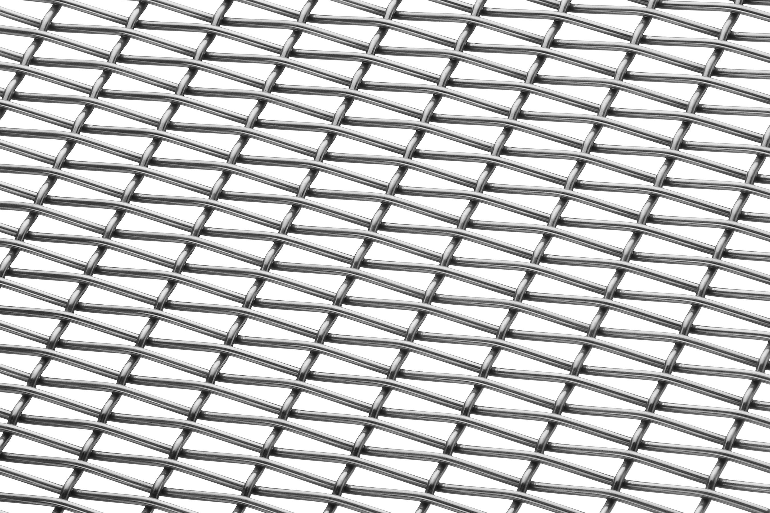 PZ-12 Architectural wire mesh pattern