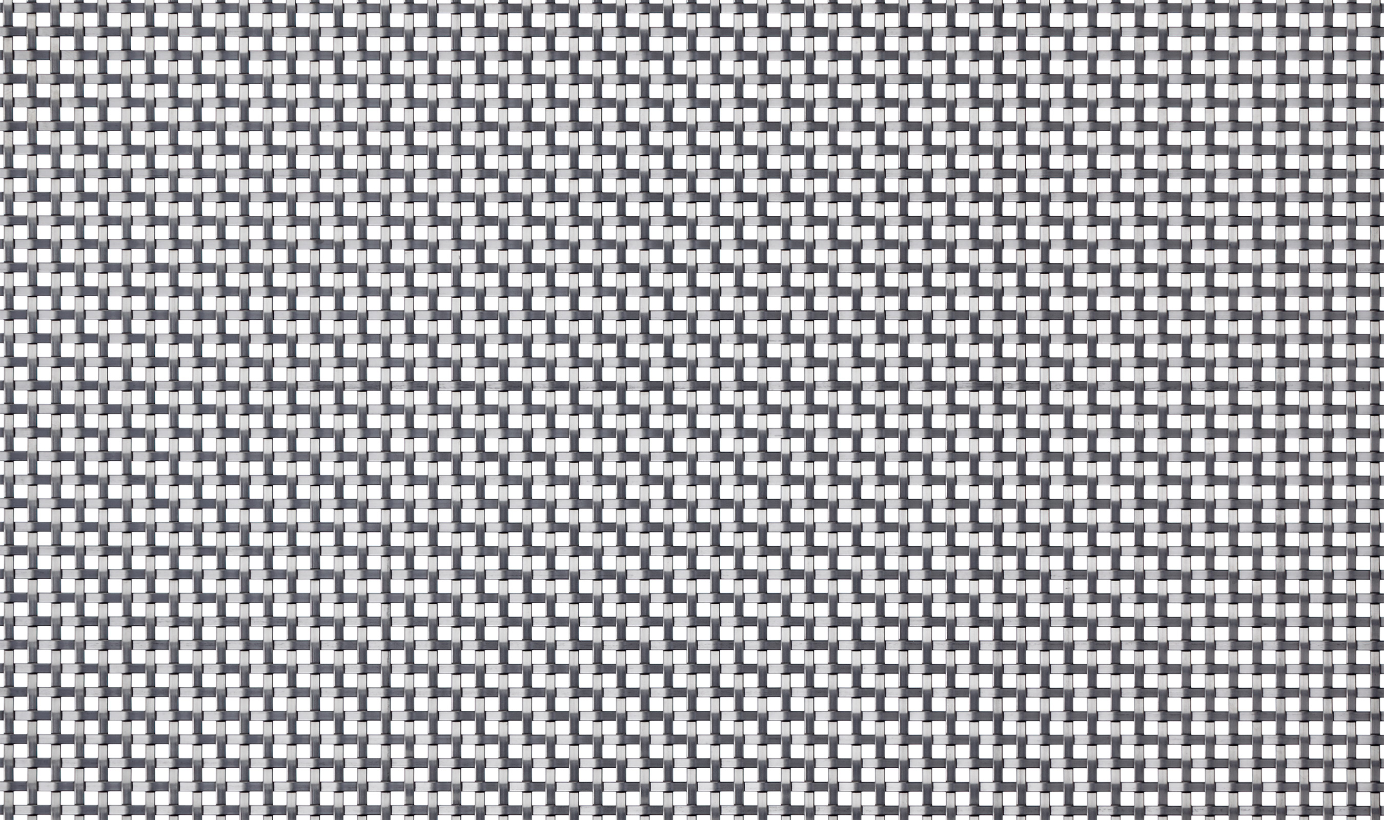 S-32 Angle in Stainless Woven Wire Mesh