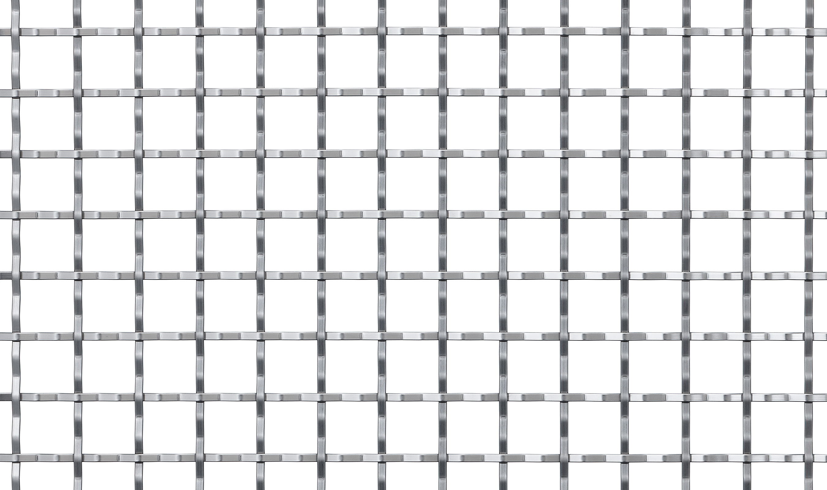 S-40 Angle in Stainless Woven Wire Mesh