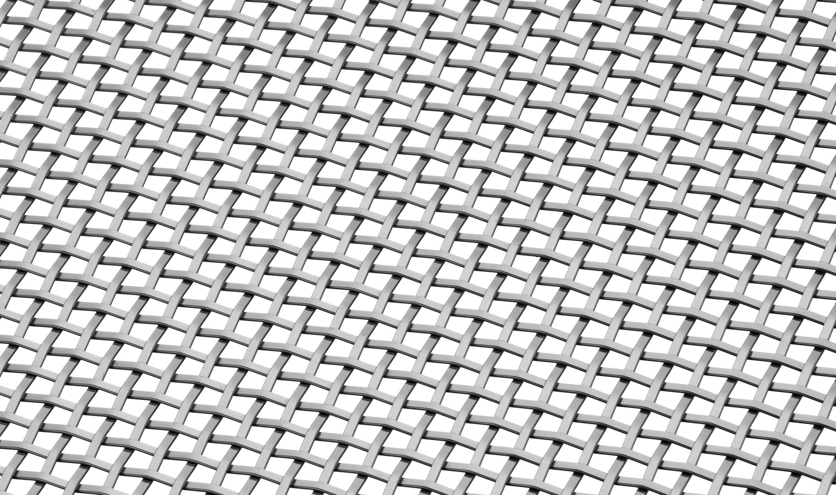 S-50 Architectural Flat Wire Weave