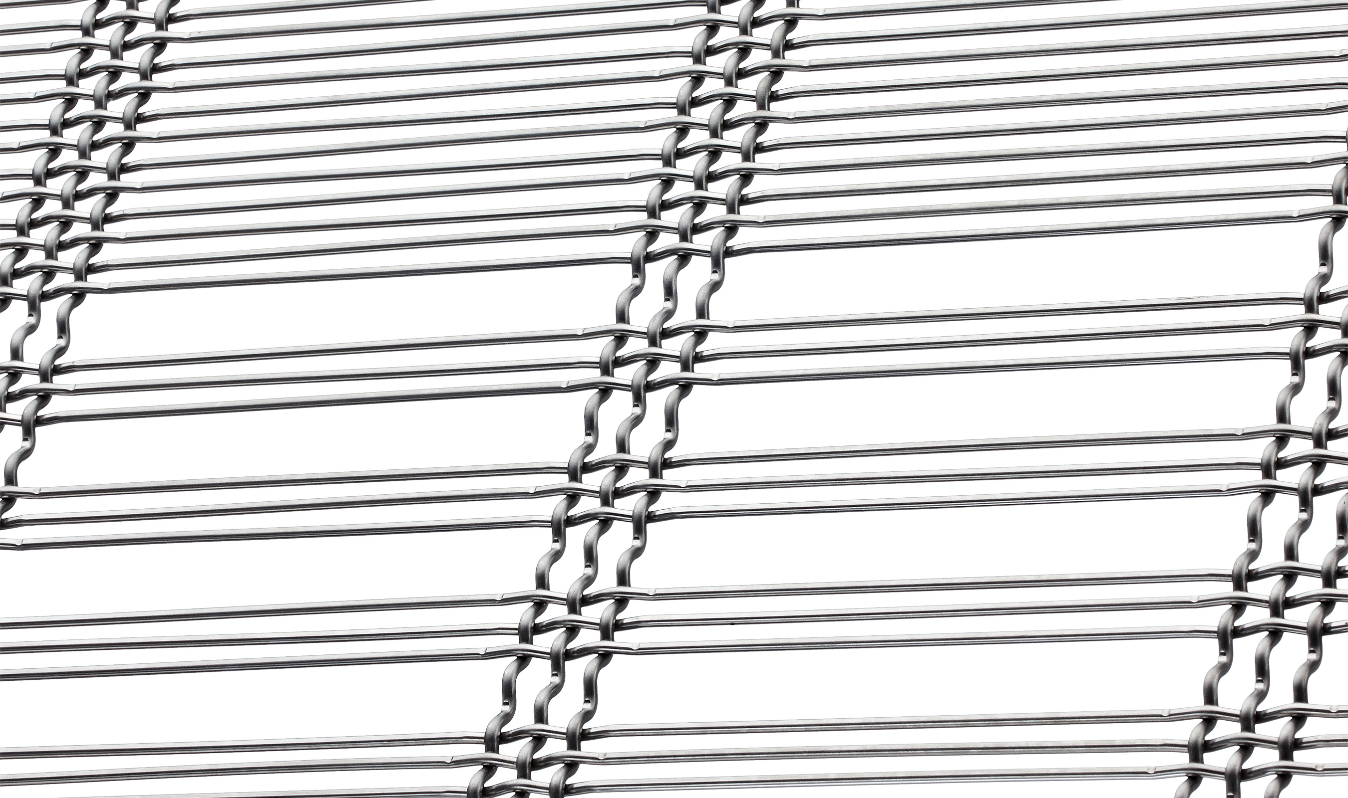 SJD-4 Angle in Stainless Woven Wire Mesh