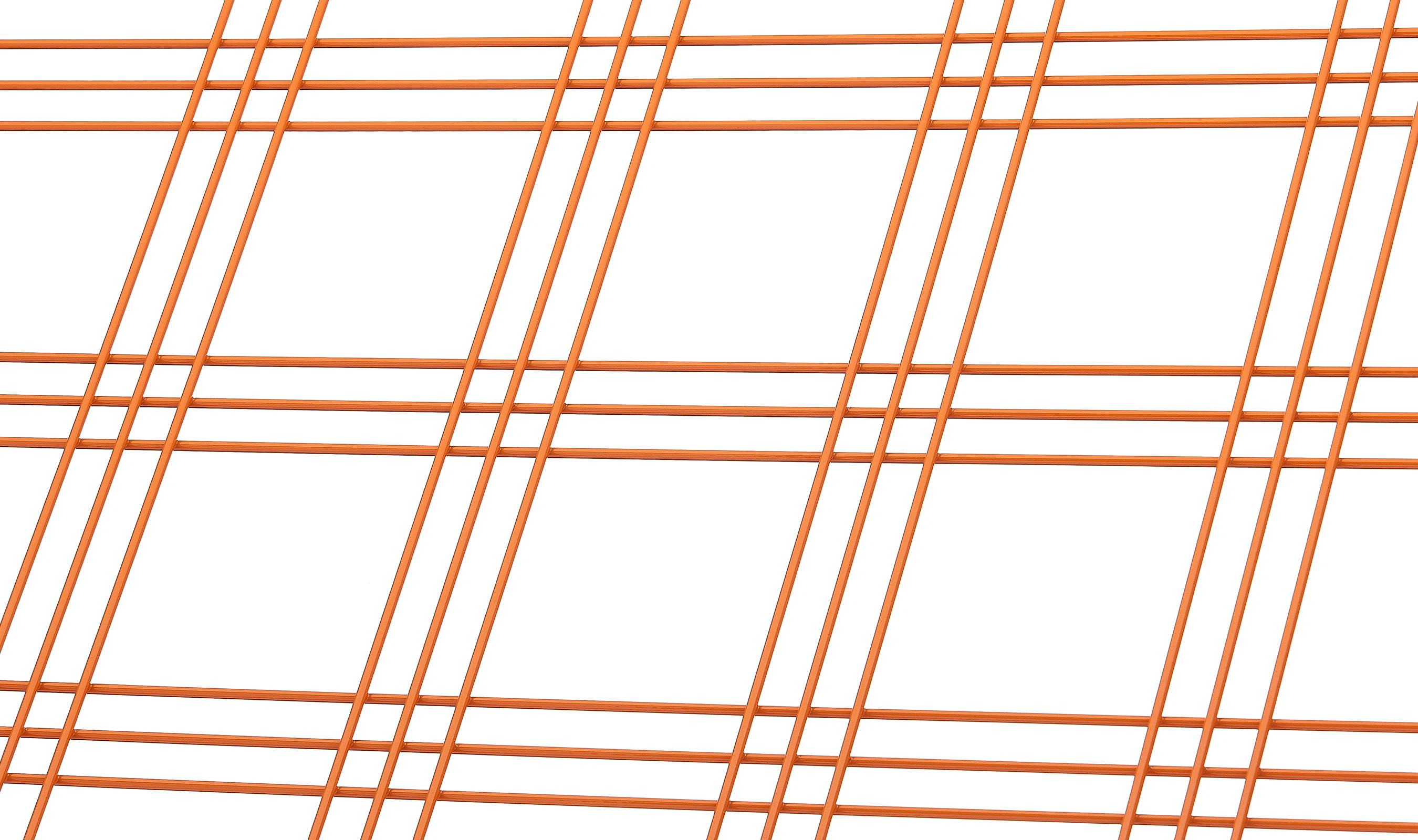 WD-299 Ornamental Welded Wire Mesh